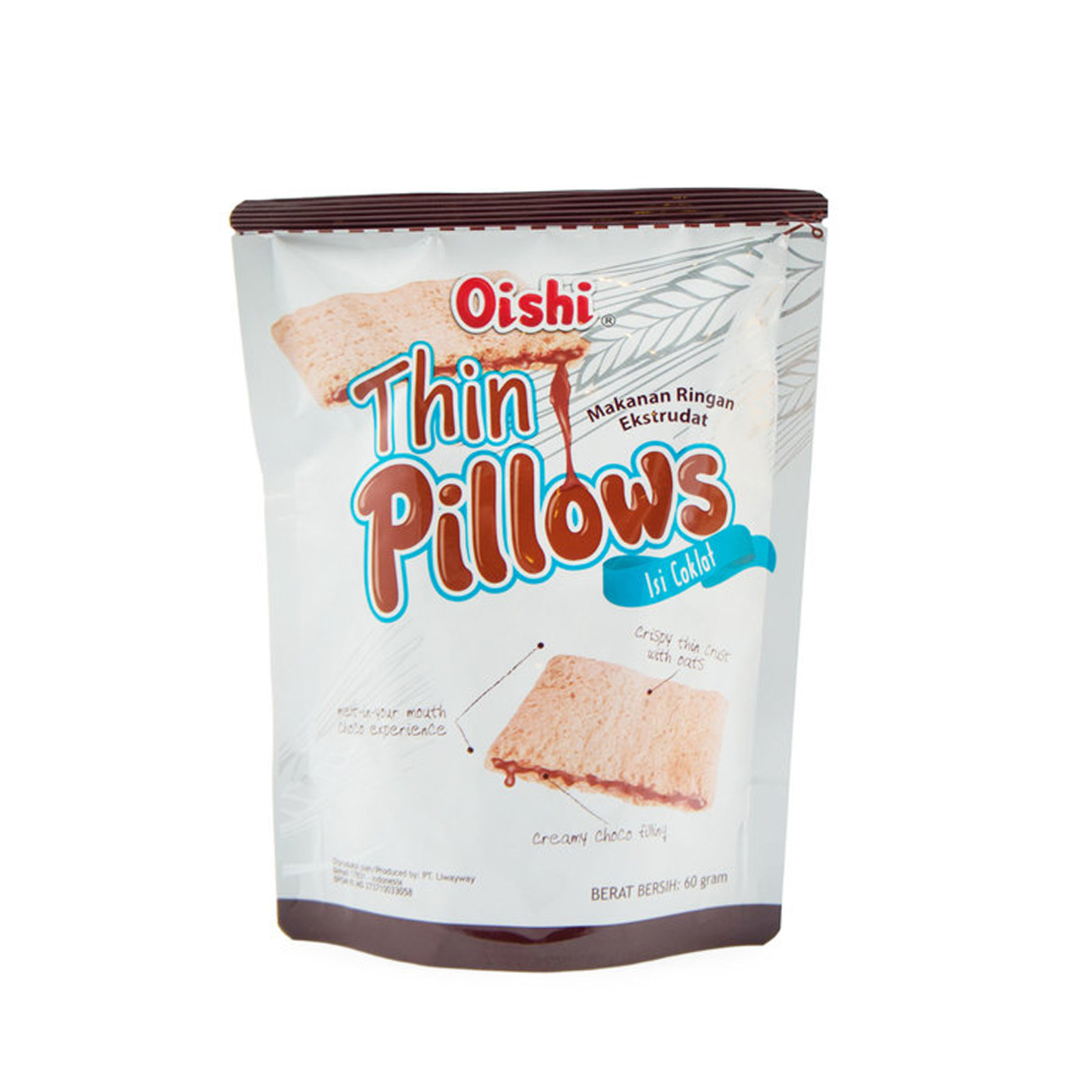 Oishi Thin Pillows