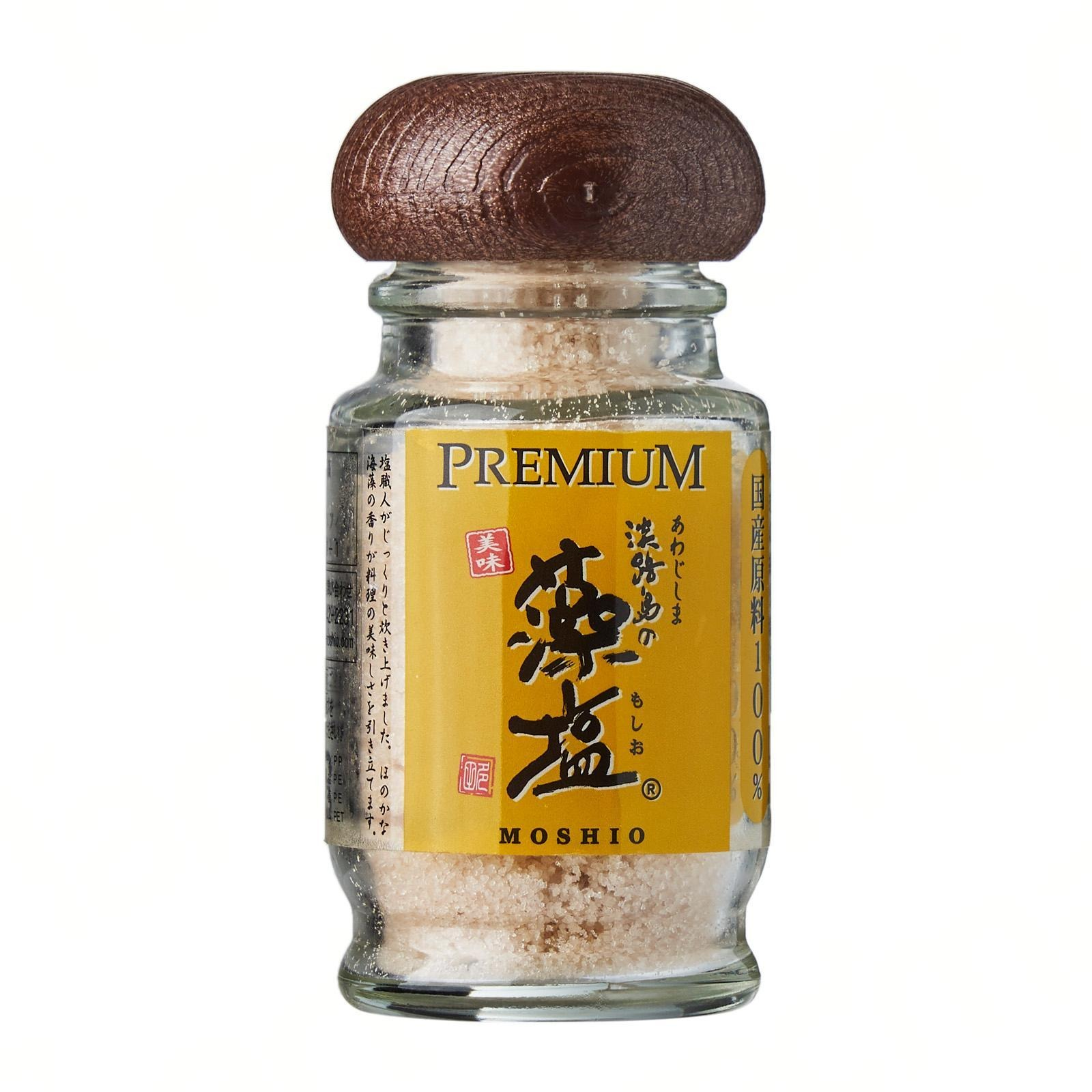 Kirei Premium Moshio Traditional Japanese Sea Salt