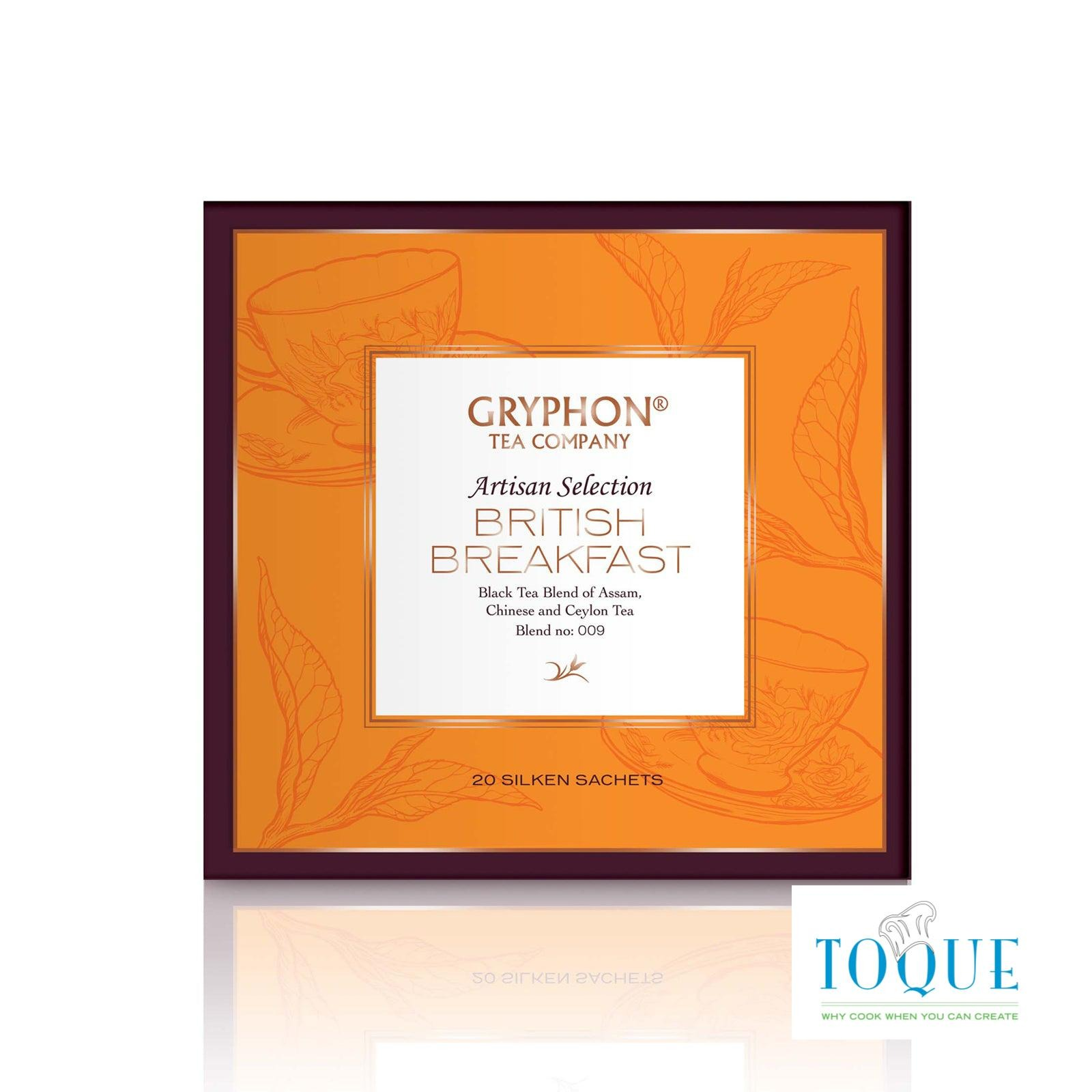 Gryphon British Breakfast Tea