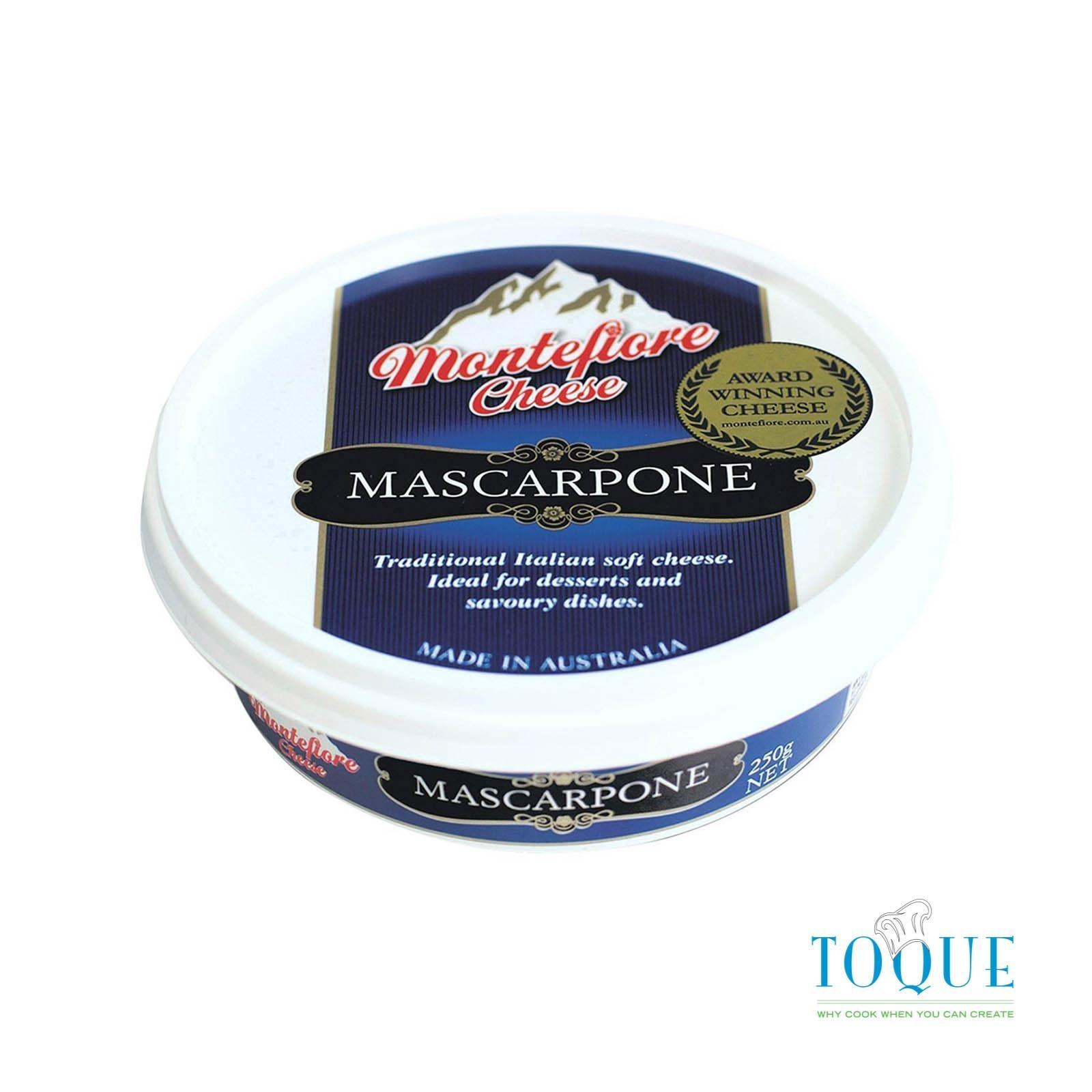 Montefiore Mascarpone Cheese