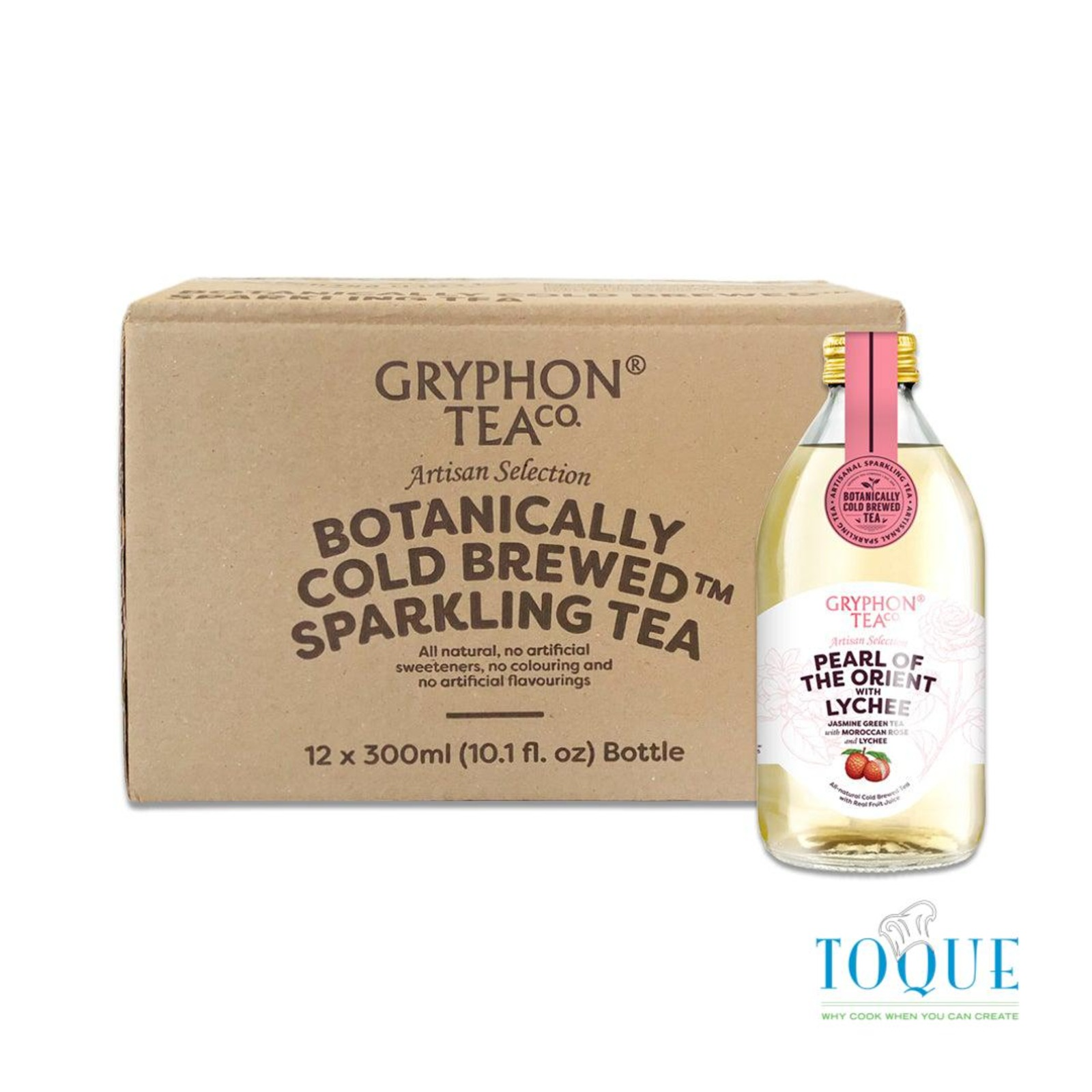 Gryphon Sparkling Pearl Of The Orient Lychee