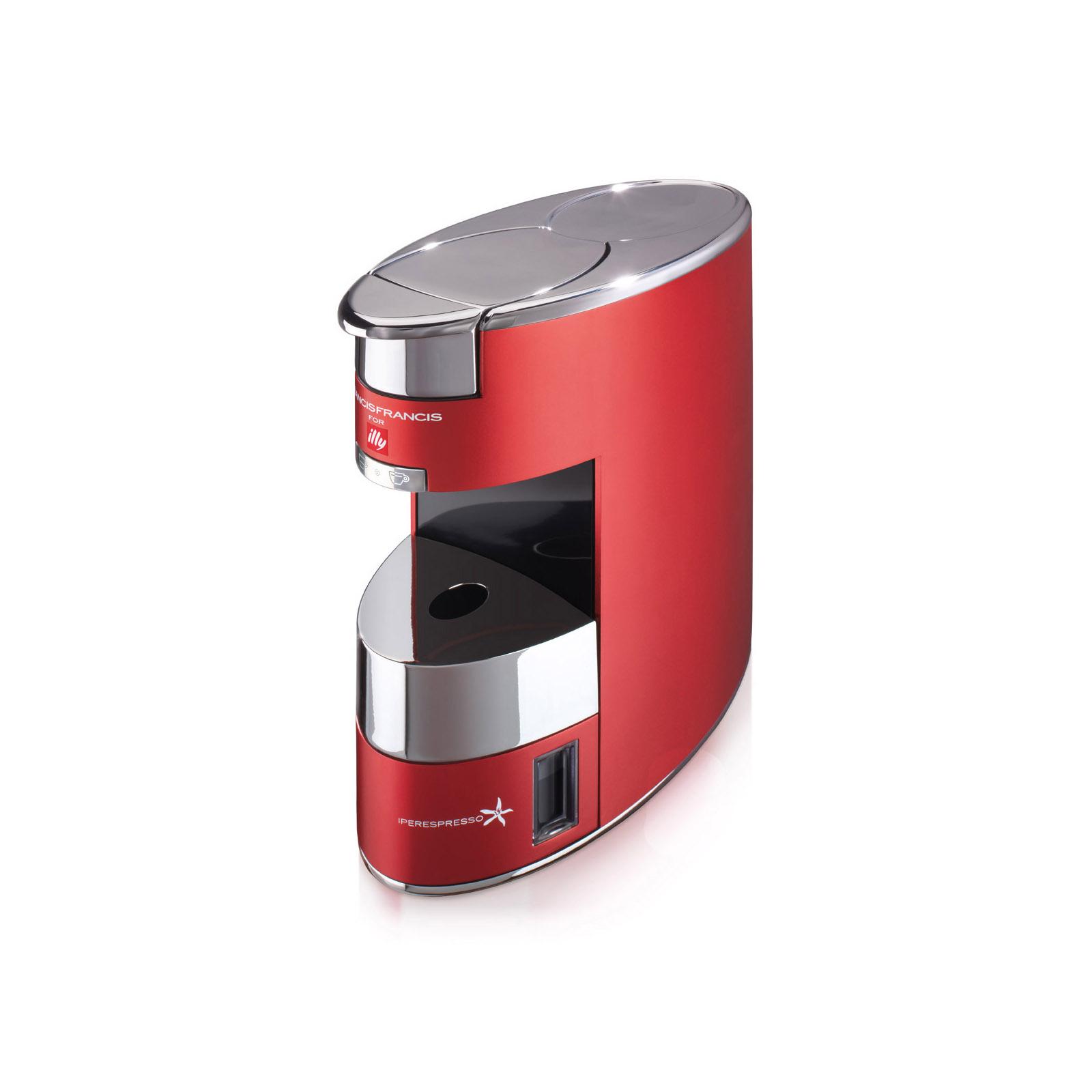 Francis Francis X9 IPSO Coffee Machine - RED