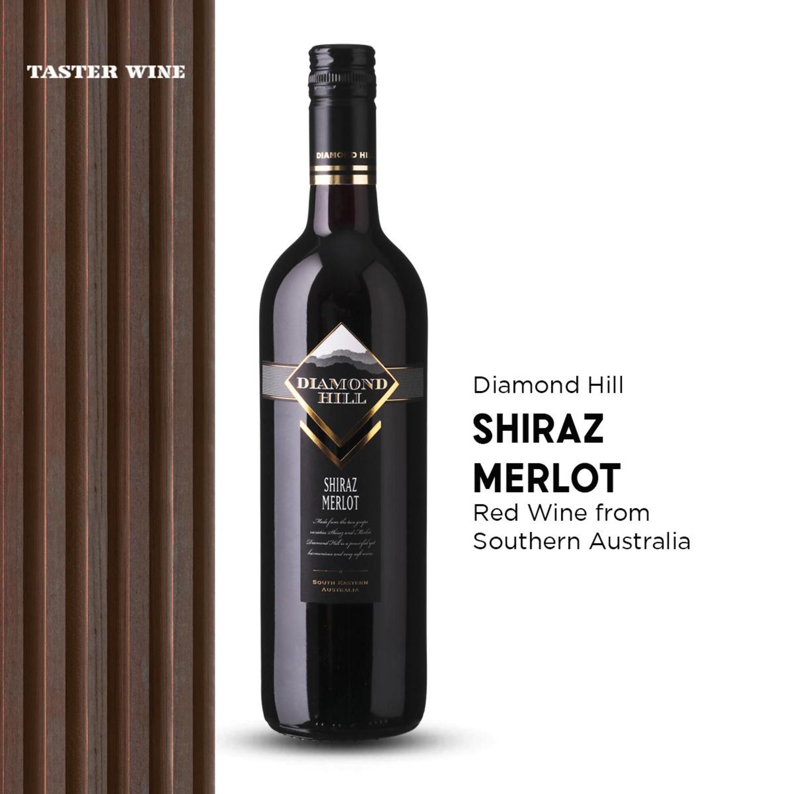 Diamond Hill Shiraz/Merlot - Red Wine