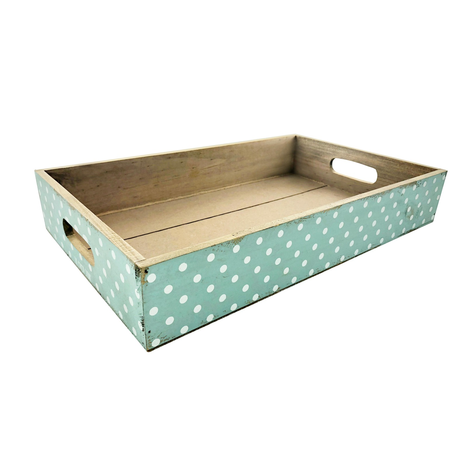 The Paper Stone Vintage Wooden Tray - Medium