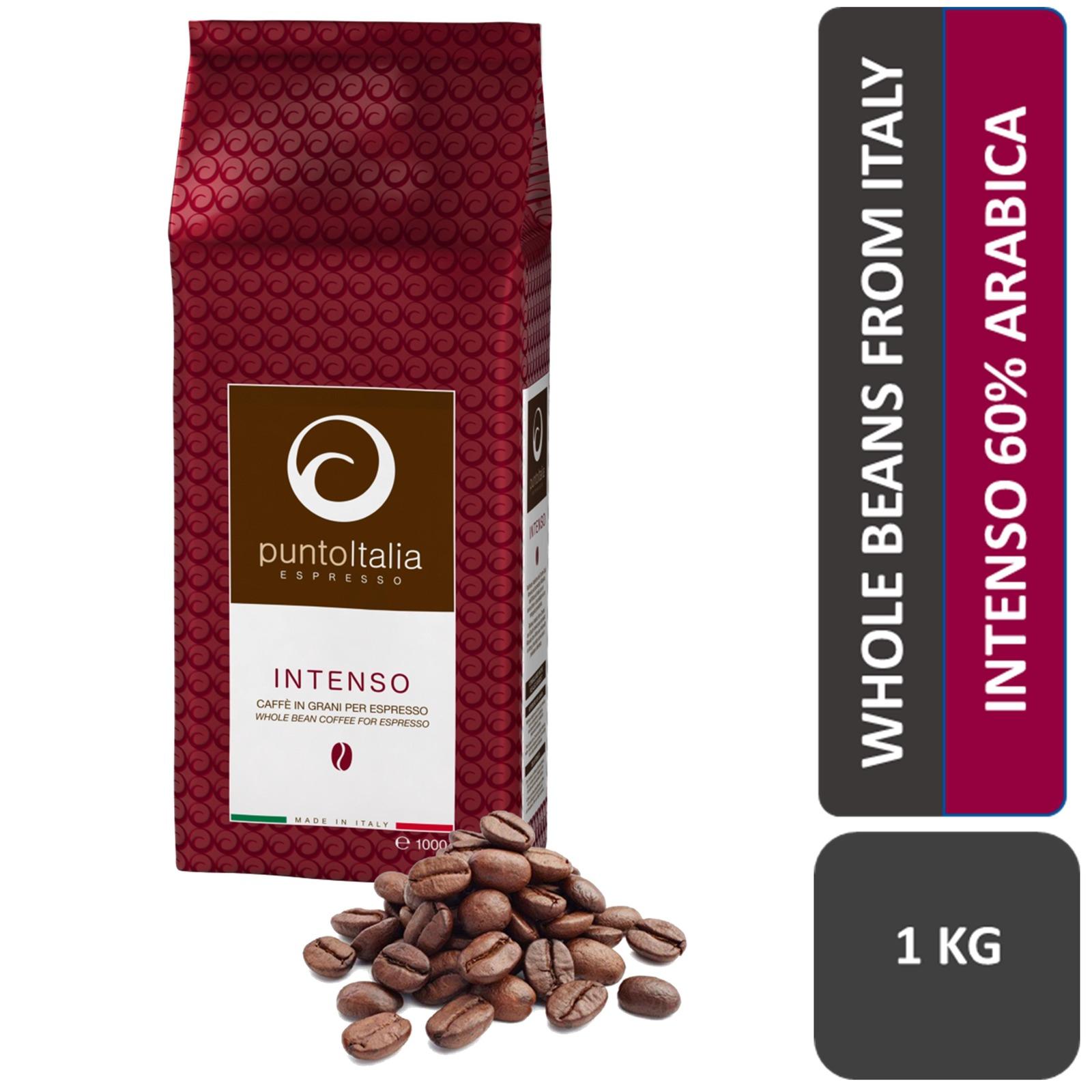 Punto Italia Espresso Intenso 60 Arabica Coffee Beans Ntuc Fairprice