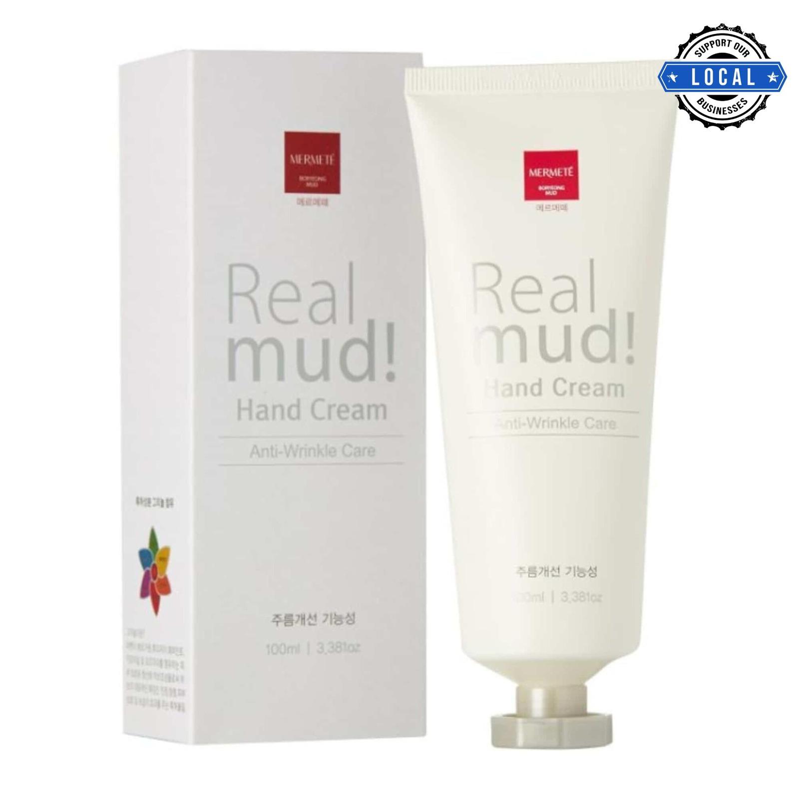 Boryeong Real Mud Handcream