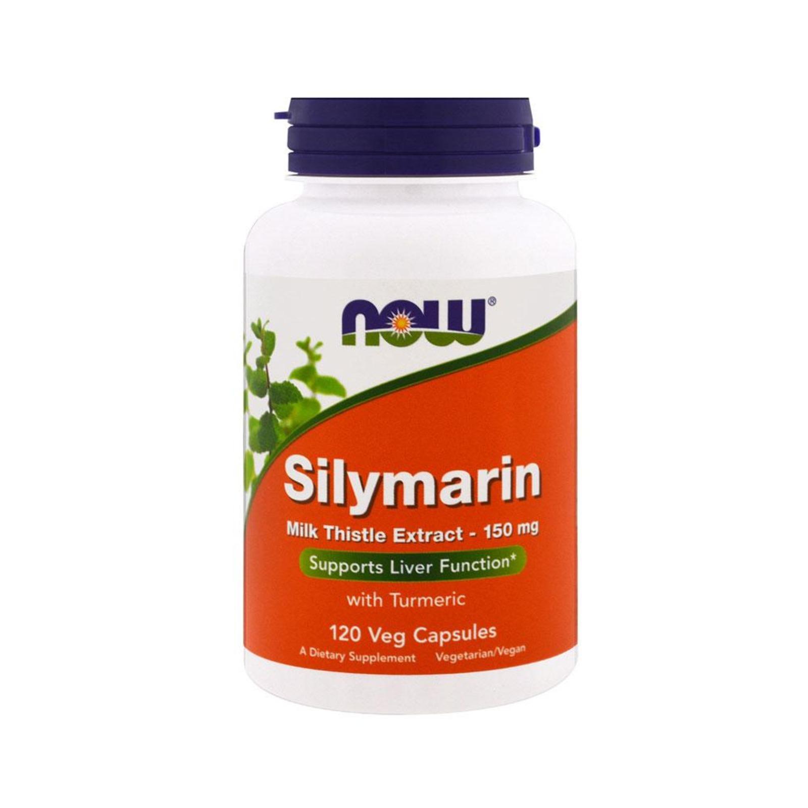 Now Foods Silymarin Milk Thistle Extract 150 mg