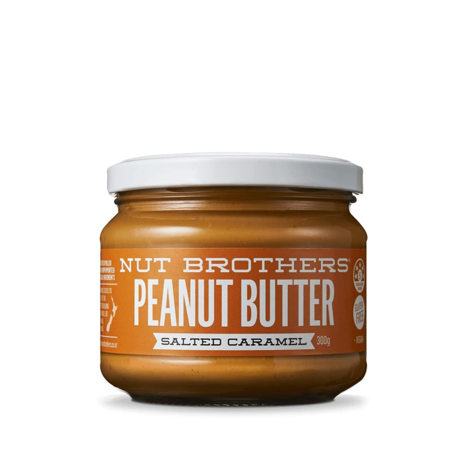 NUT BROTHERS Peanut Butter Salted Caramel
