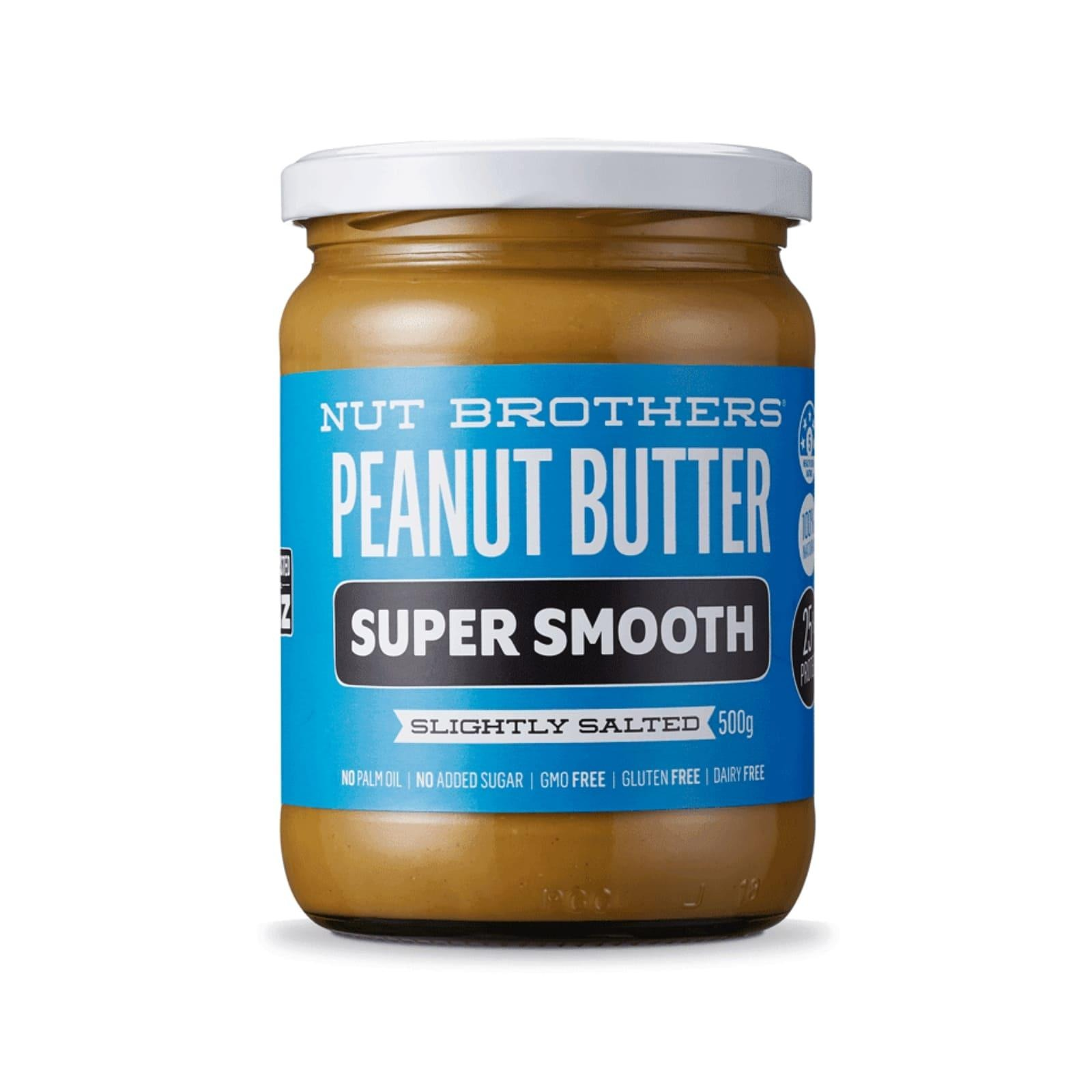 NUT BROTHERS Peanut Butter Super Smooth 500G