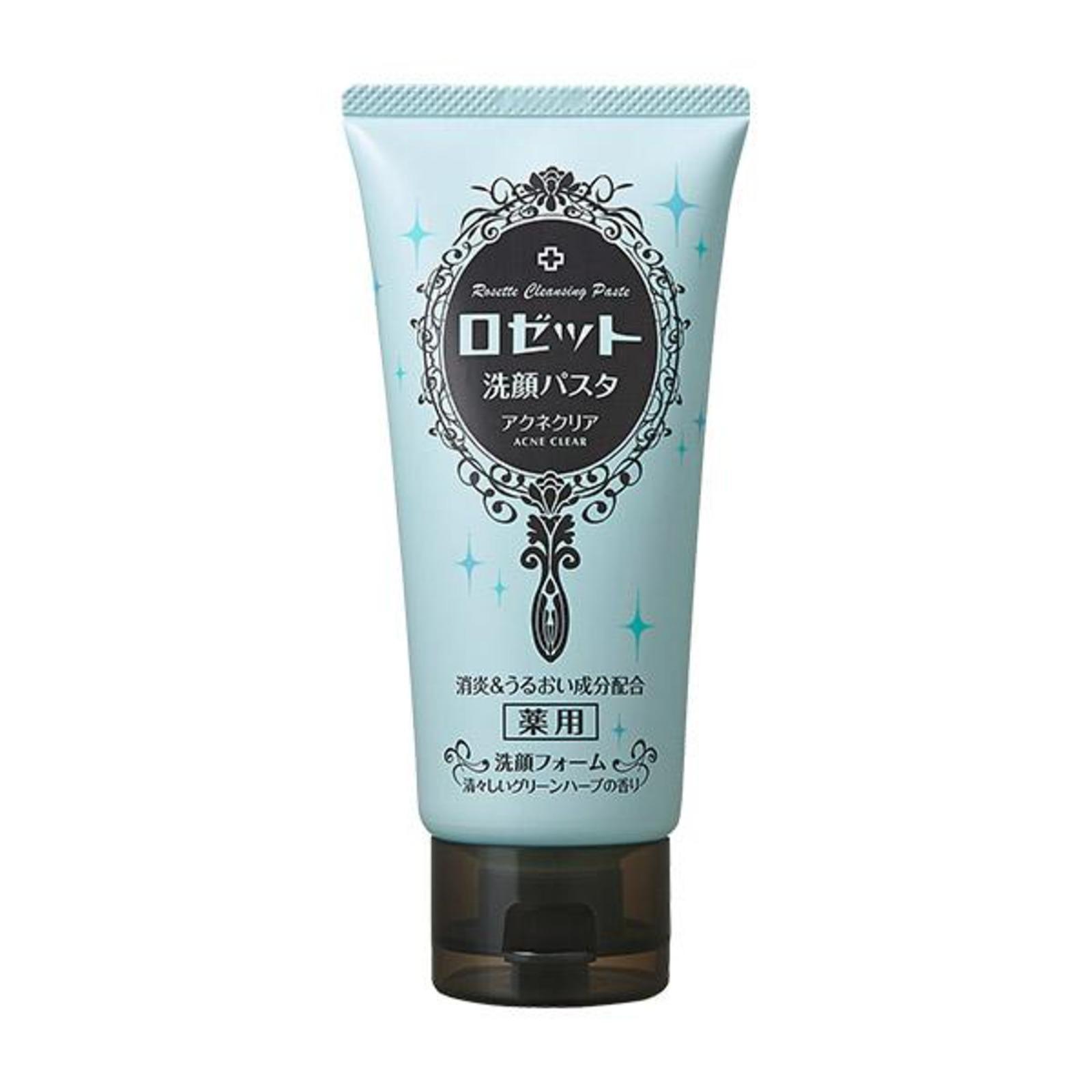 Rosette Rosette Face Wash Pasta Acne Clear