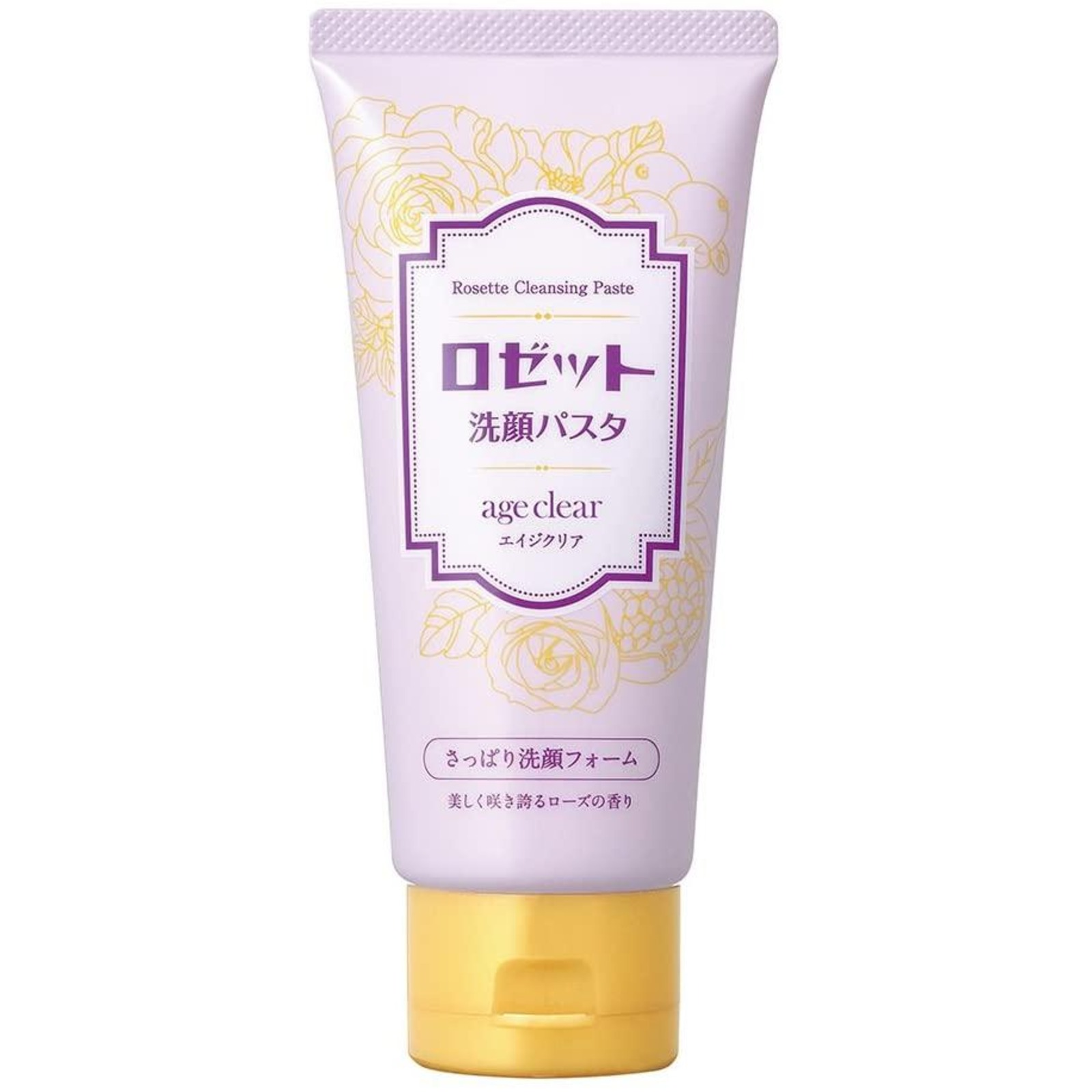 Rosette Rosette Face Wash Pasta Age Clear Refreshing
