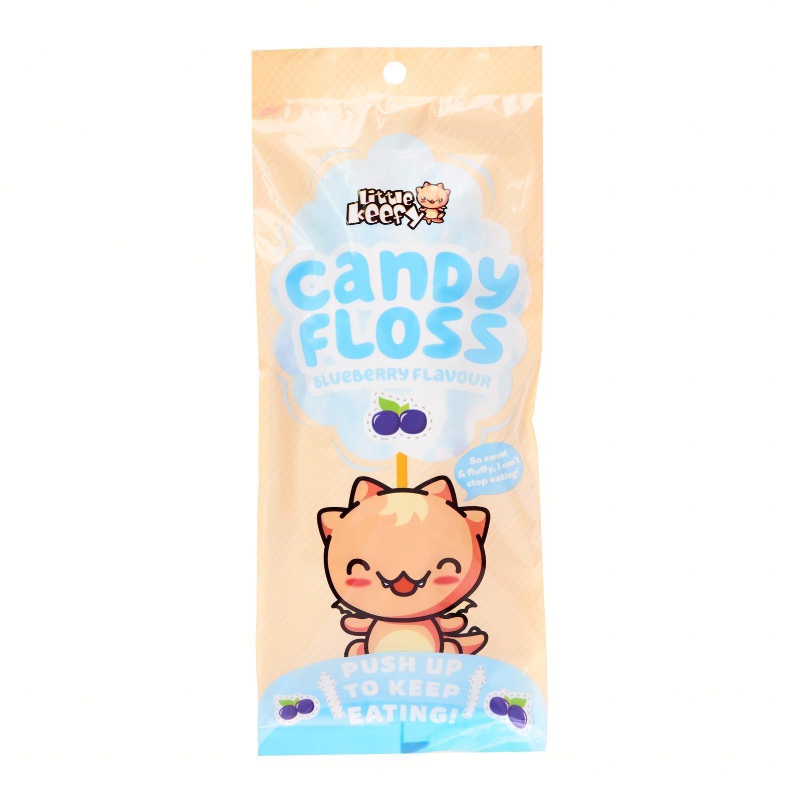 Little Keefy Candy Floss - Blueberry
