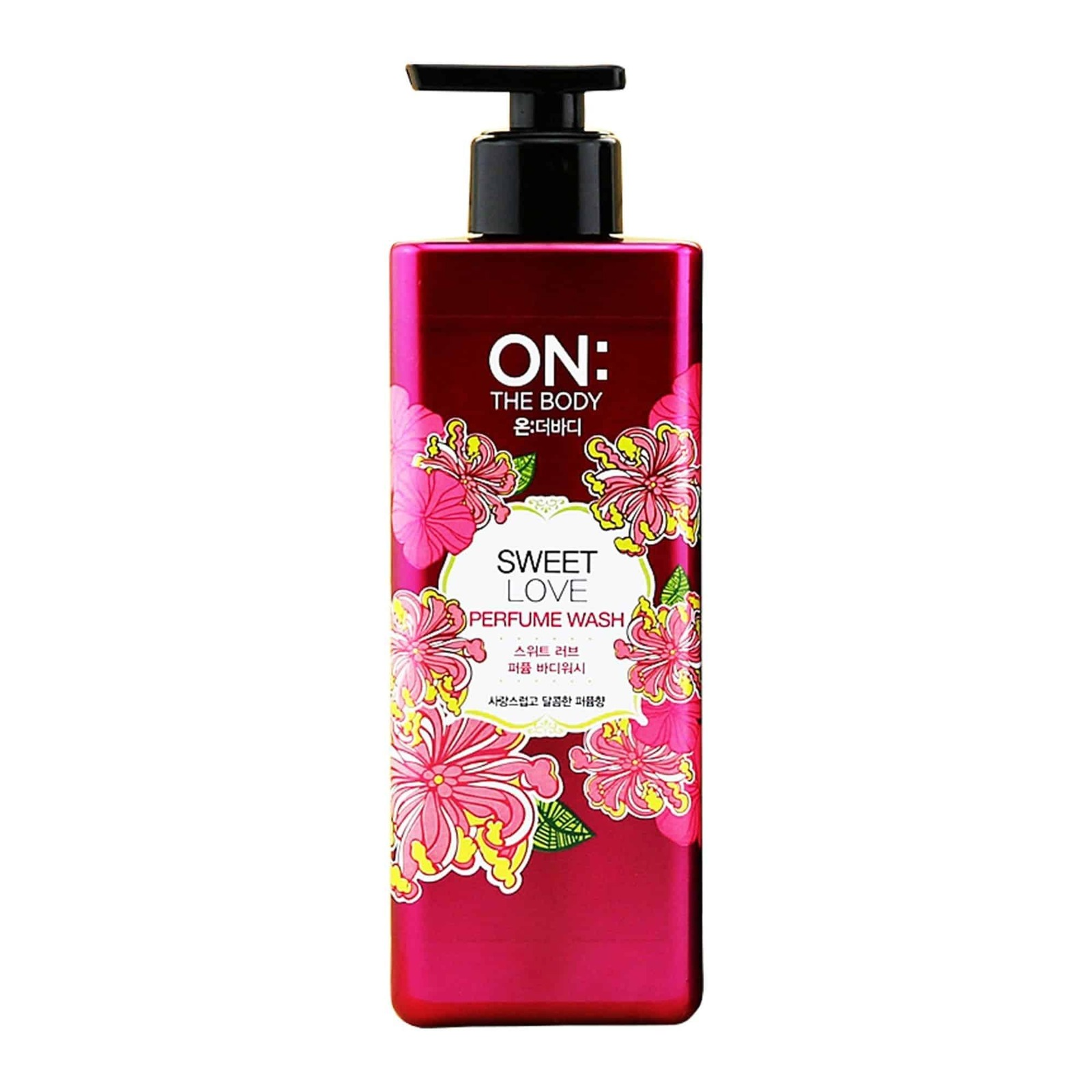 On The Body Sweet Love Perfume Body Wash