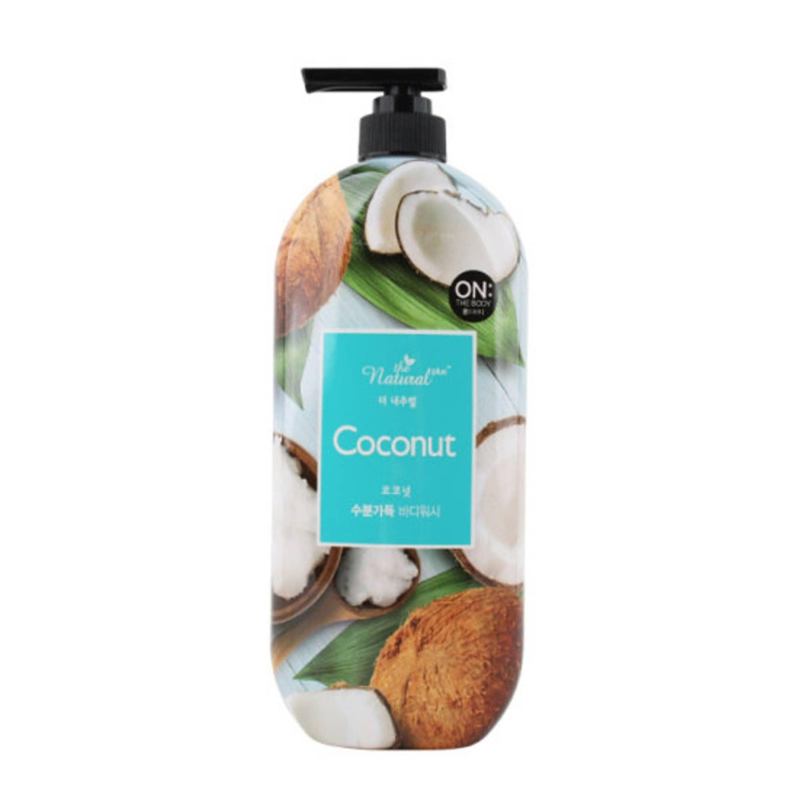 On The Body Coconut Superfood Body Wash