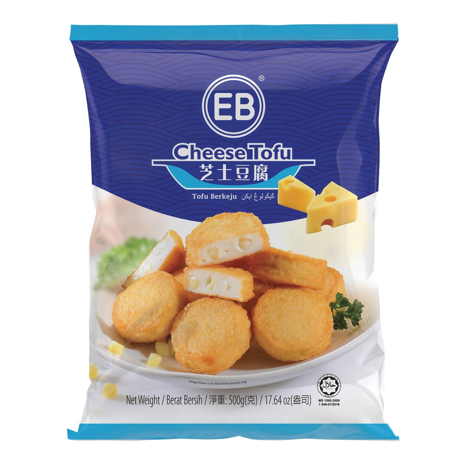EB Frozen - Cheese Tofu