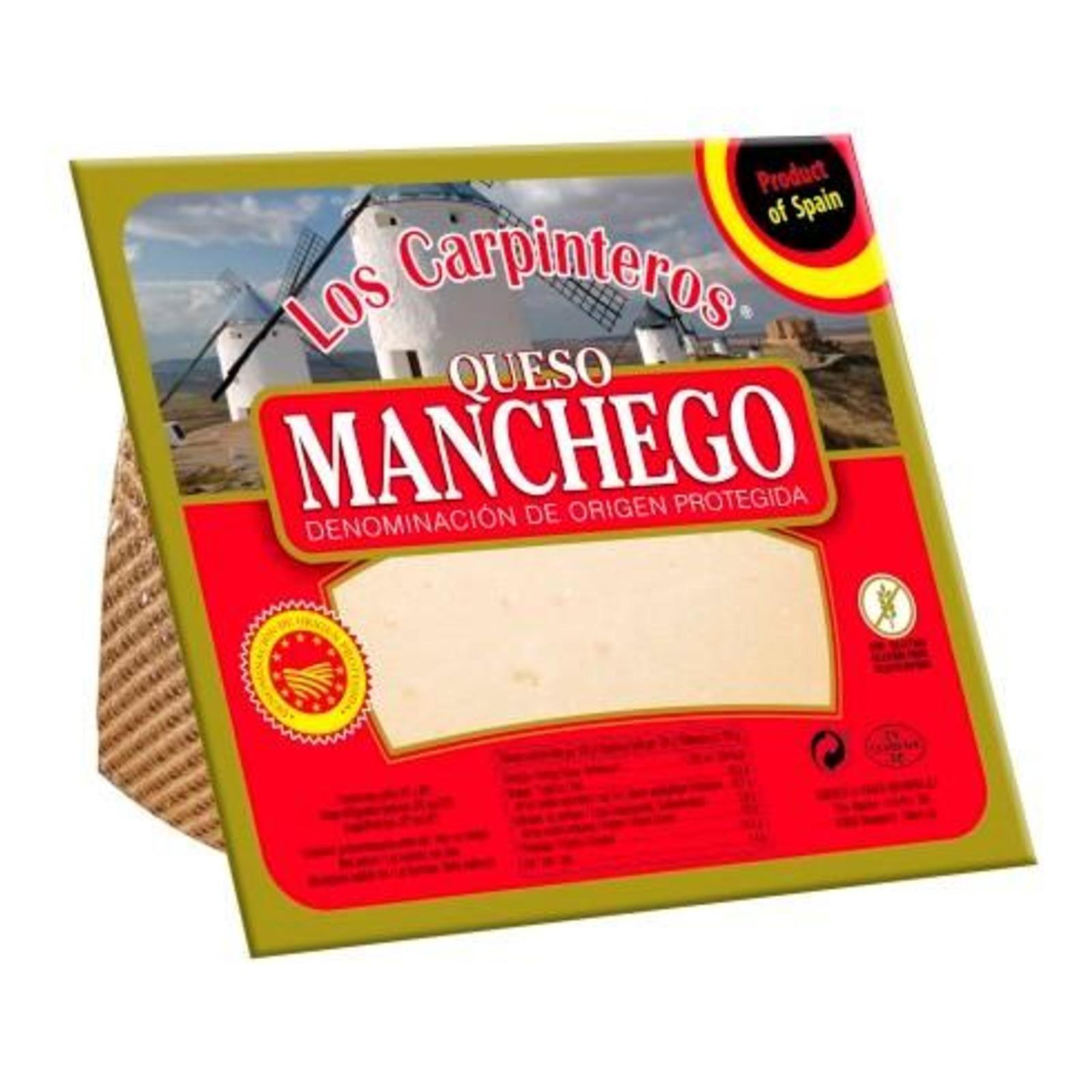 Albeniz Manchego Cheese 3 Months
