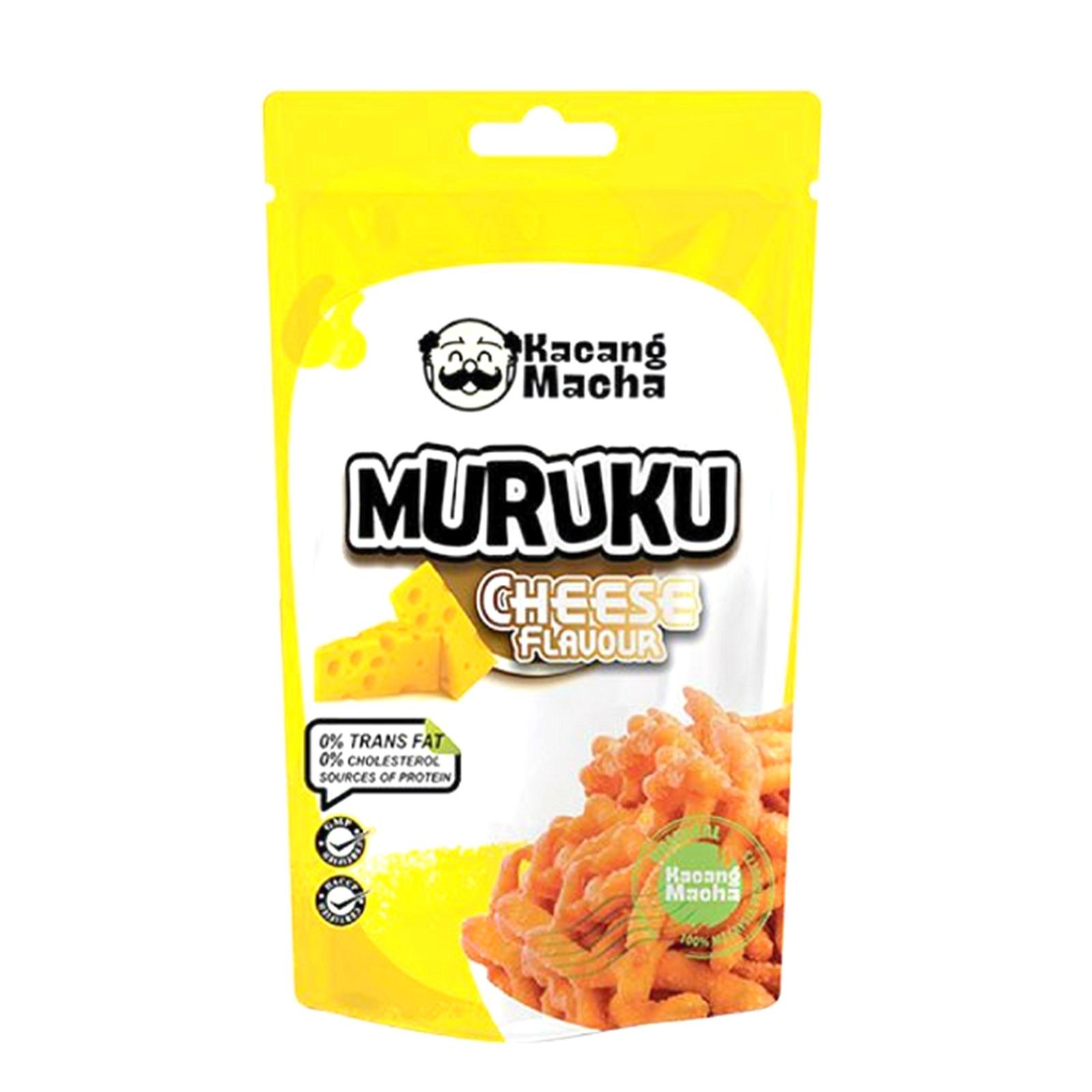 Kacang Macha Muruku Cheese Flavour