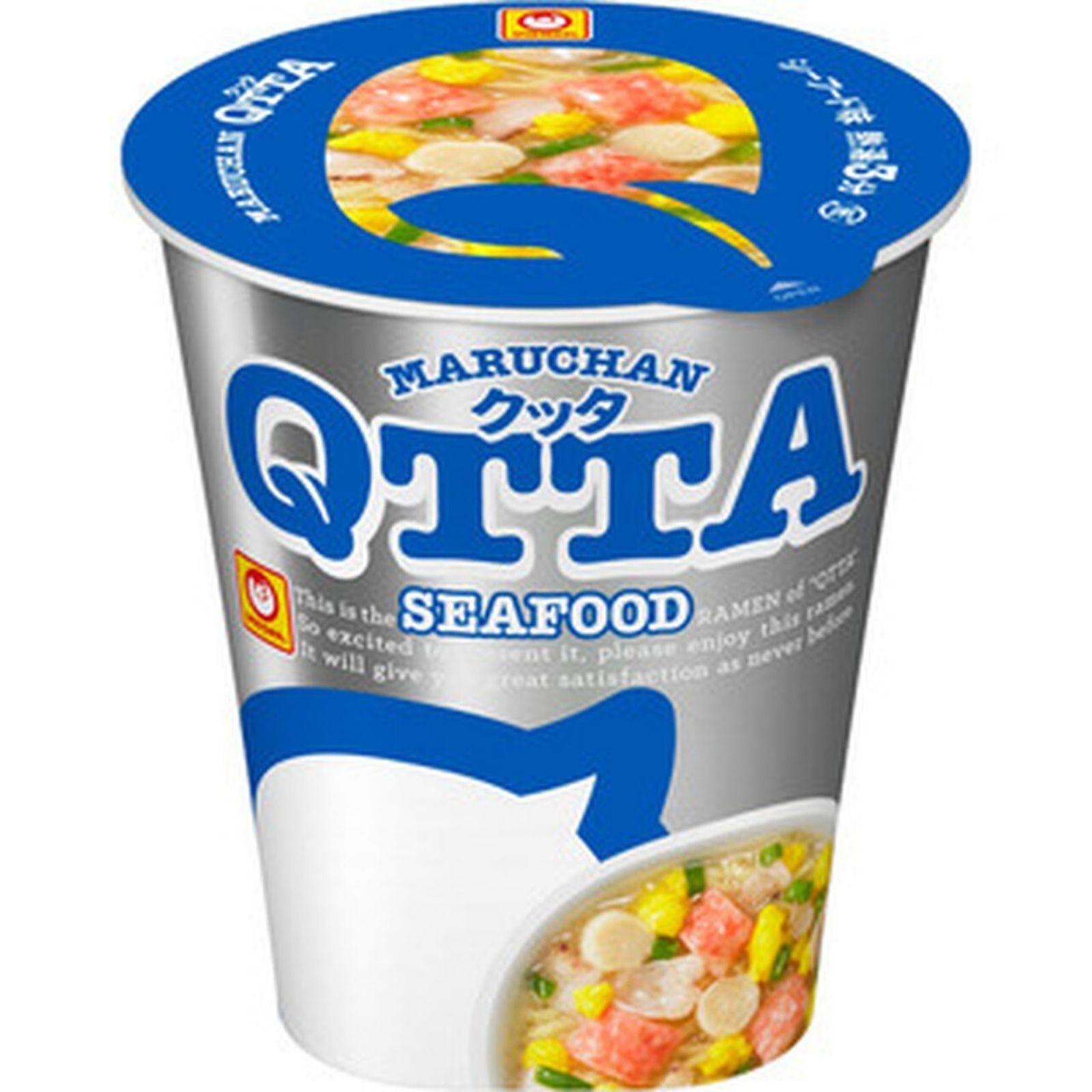 Maruchan QTTA Seafood Japan Cup Ramen Noodle 78g