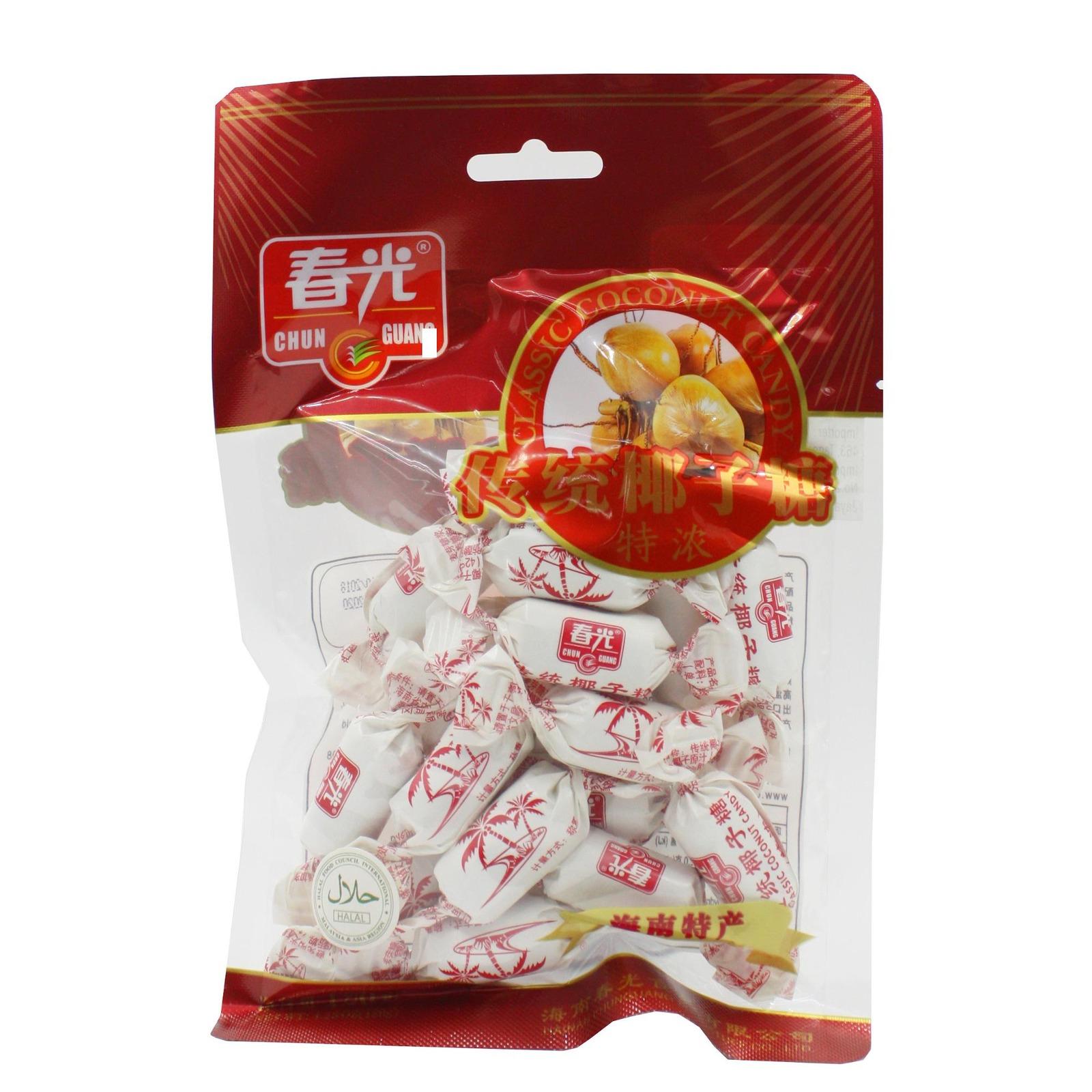 CHUN GUANG CLASSIC COCONUT CANDY