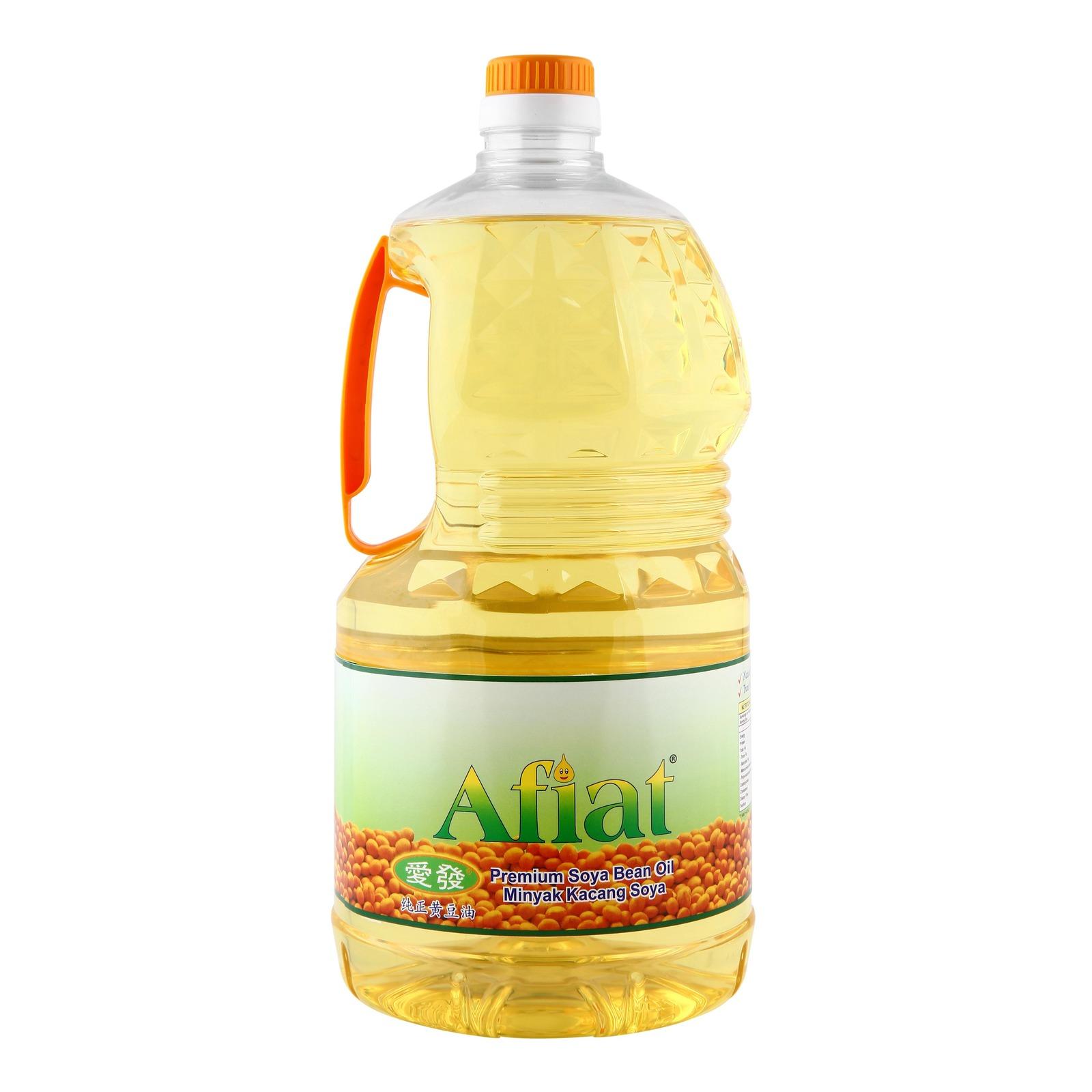 Afiat Premium Soya Bean Oil