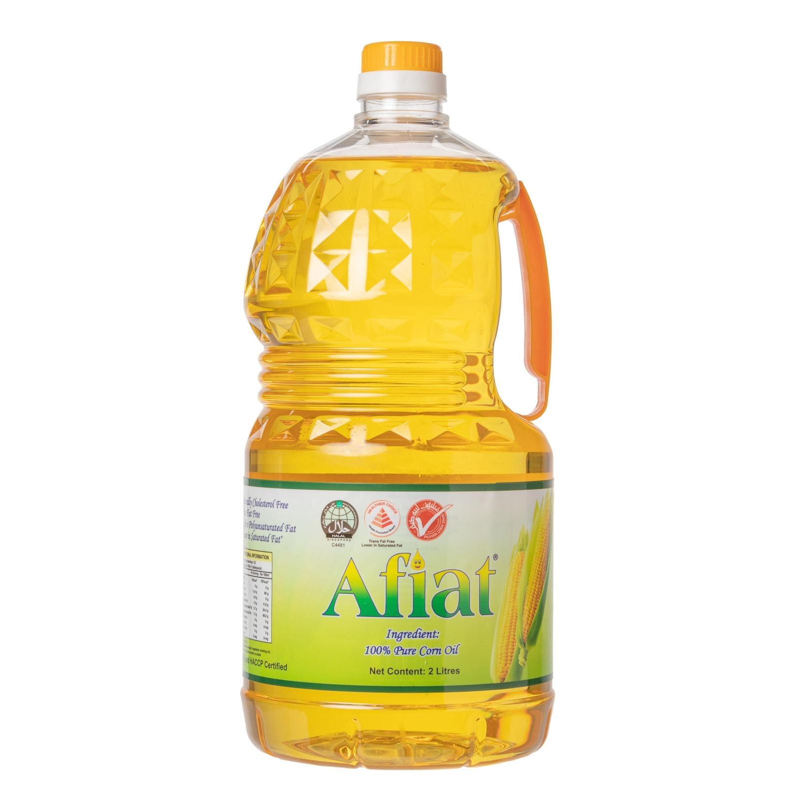 Afiat Premium Corn Oil