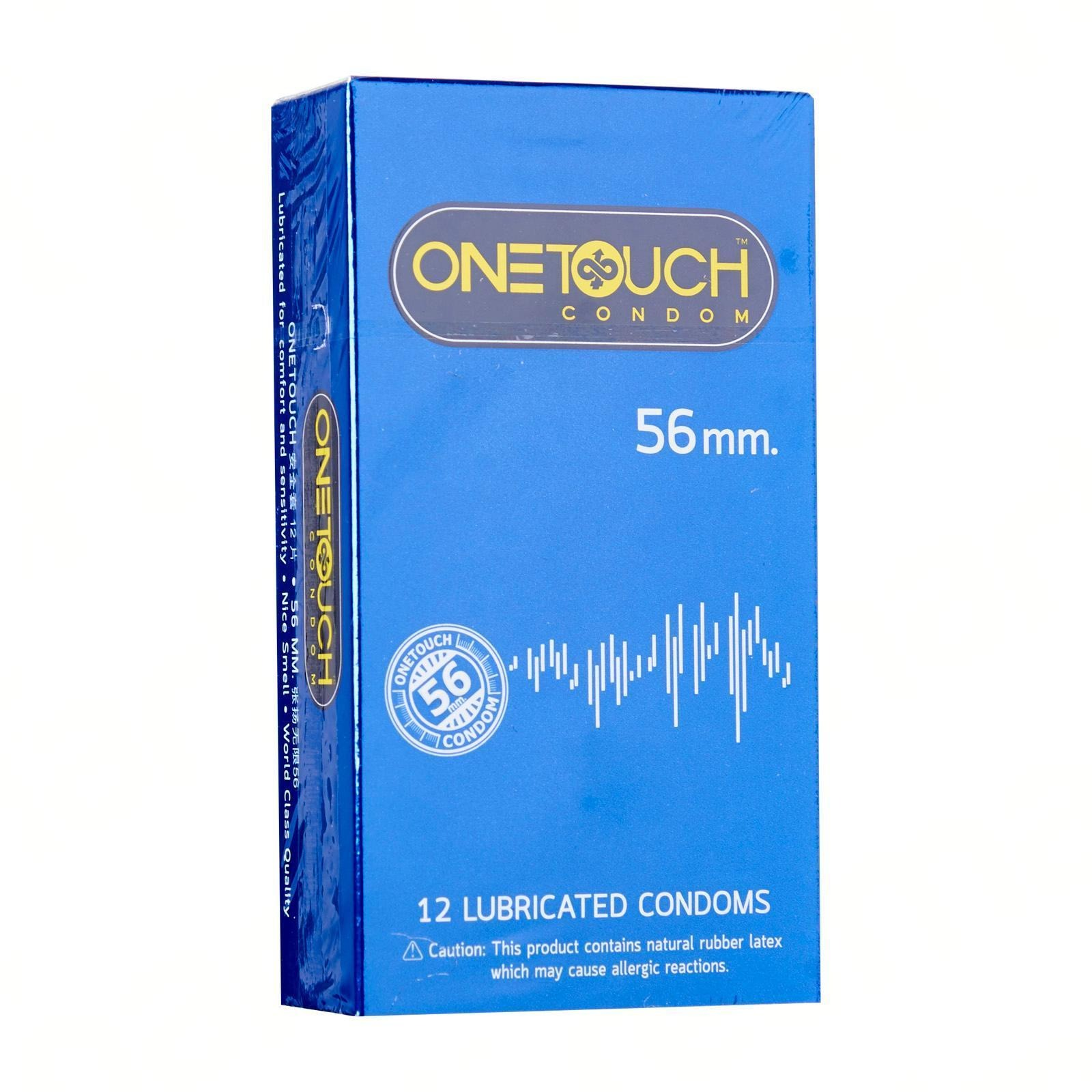 ONE TOUCH Condom - 56mm