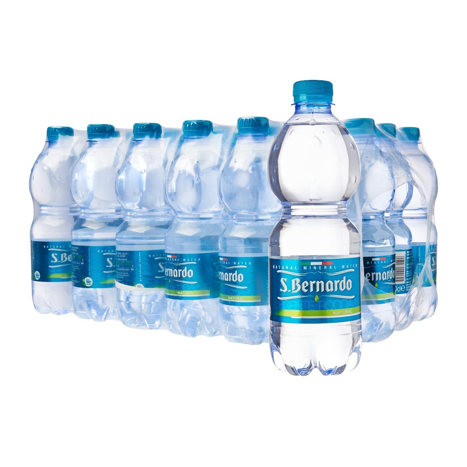 San Bernardo Natural Mineral Water