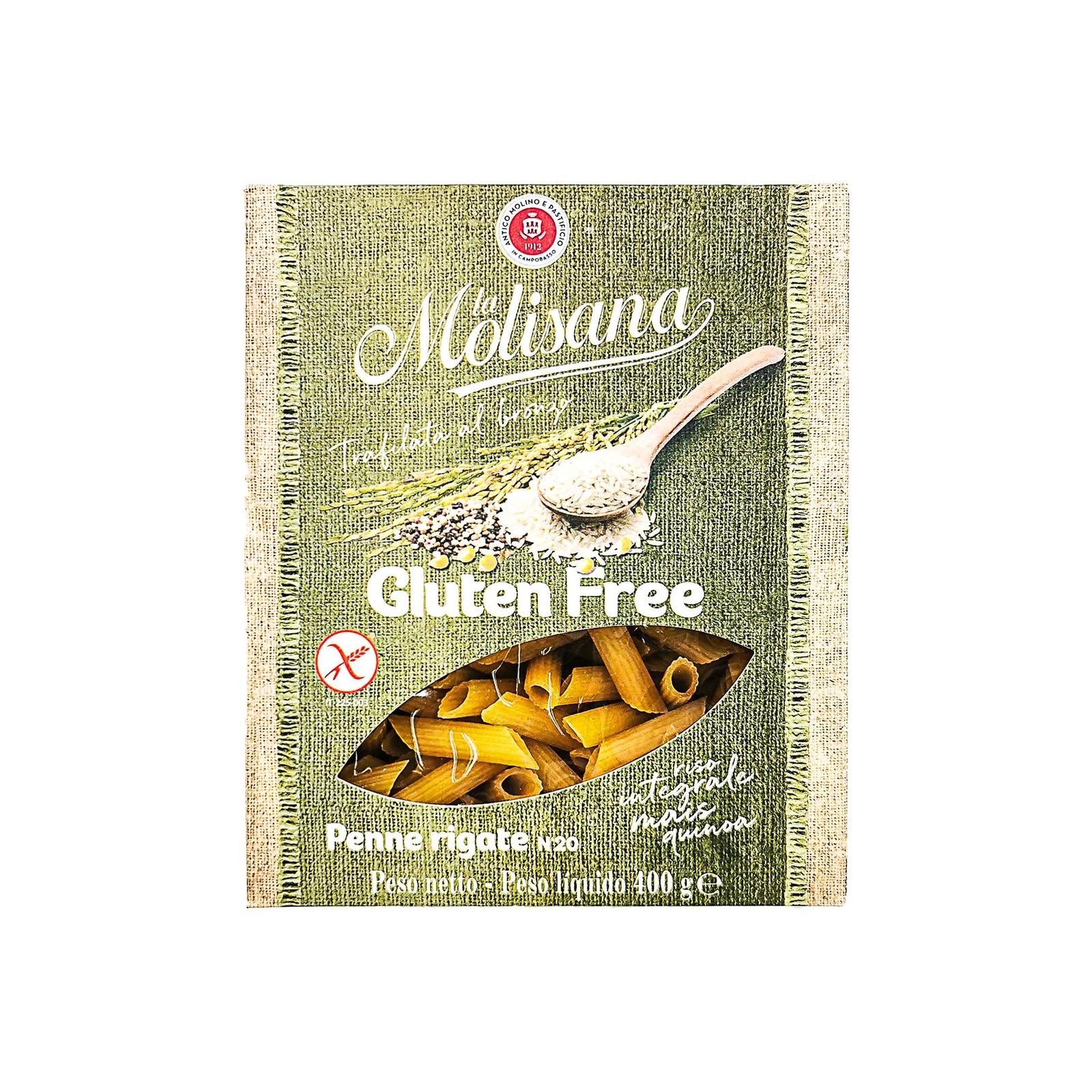 La Molisana Penne Rigate Gluten Free Pasta