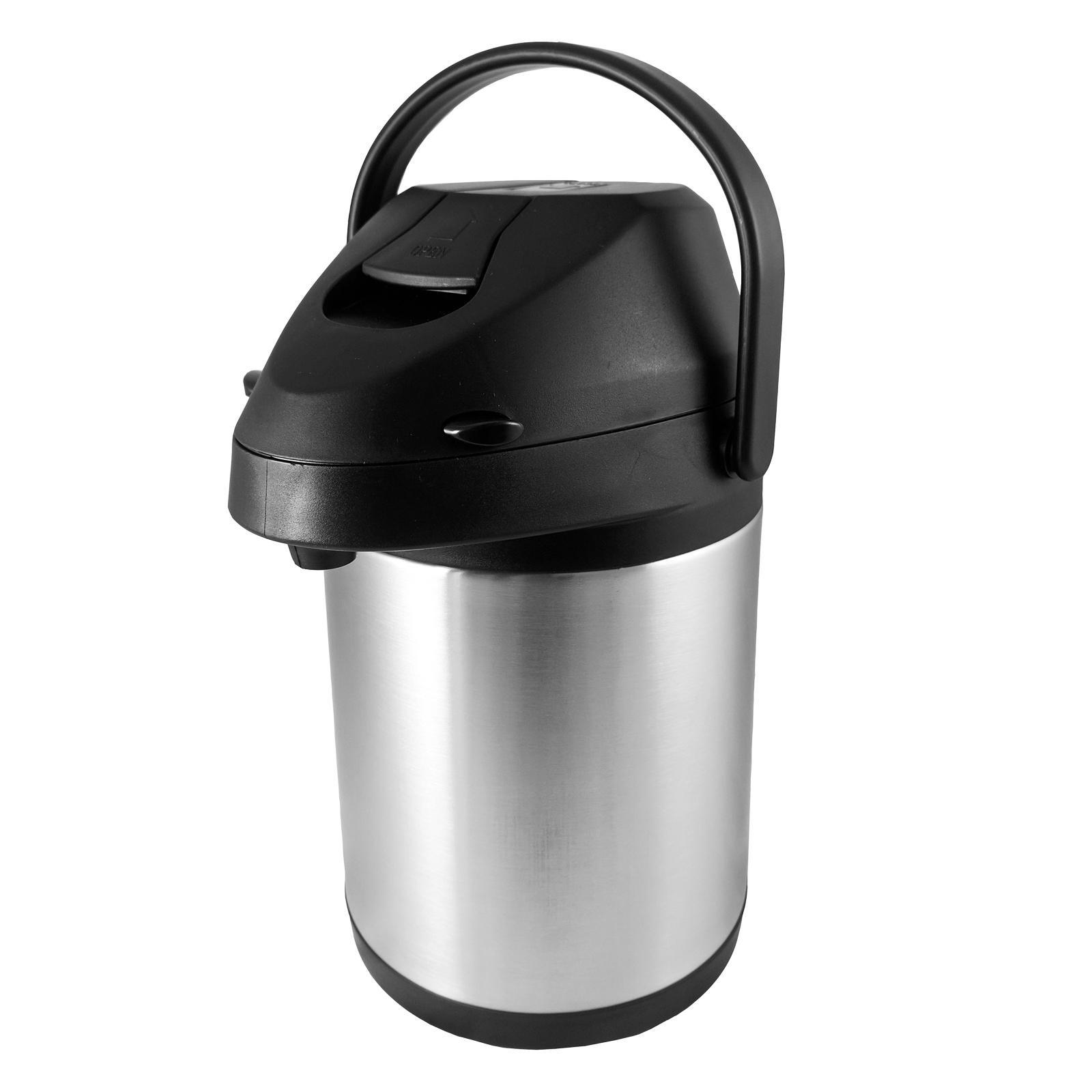 ALS Stainless Steel Vacuum Air Pot 2.5L