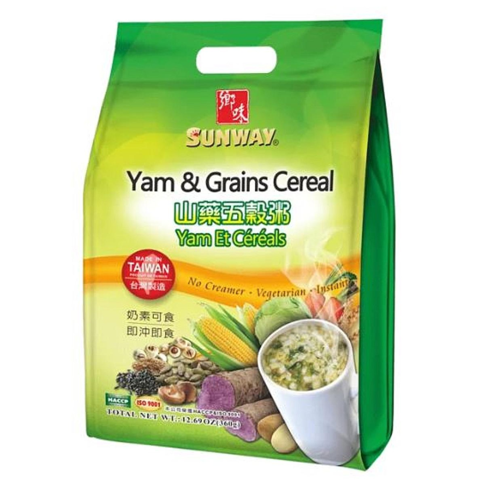 Sunway Yam & Grains Cereal