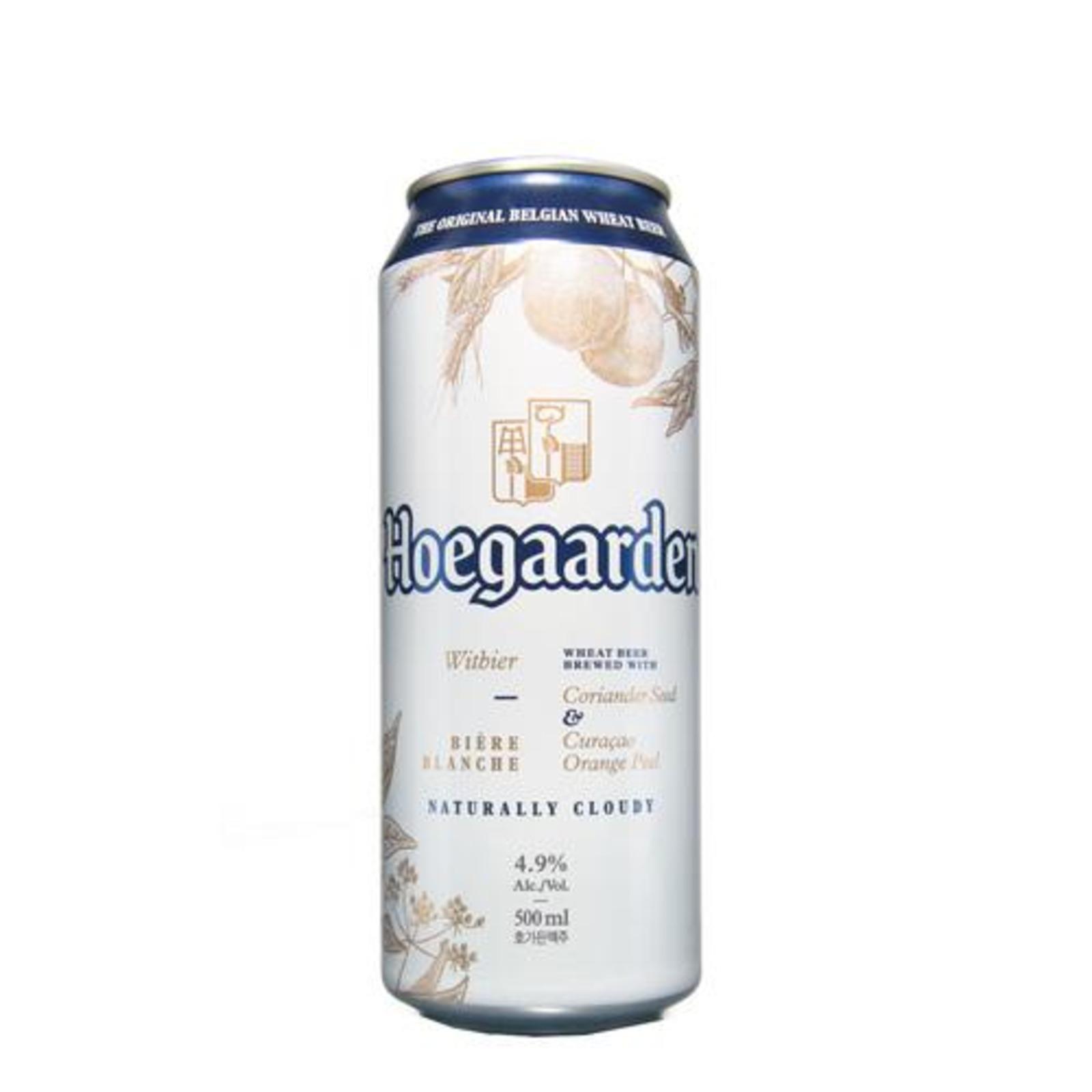 Hoegaarden White Cans 500ml