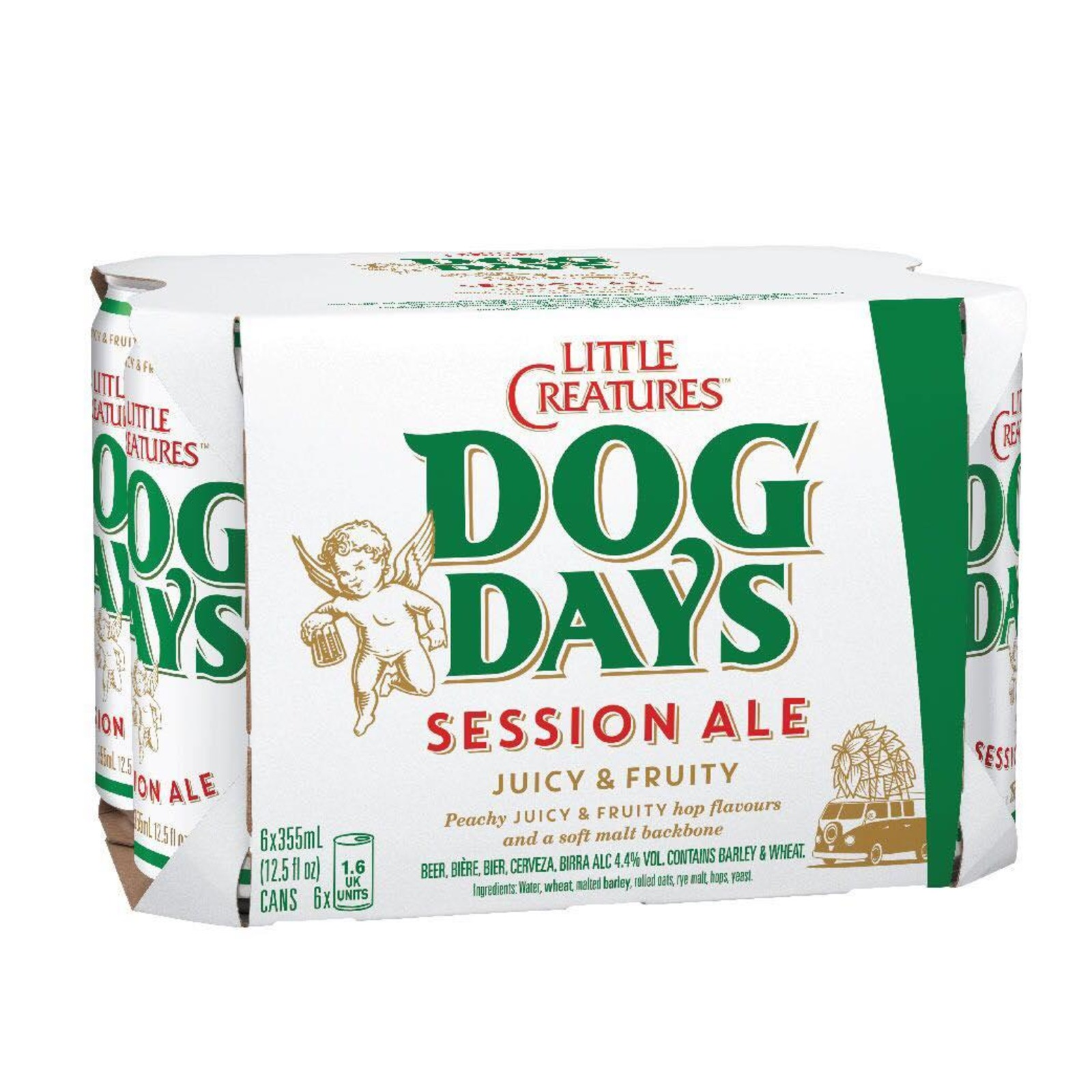Little Creatures Dog Days Cans 355ml