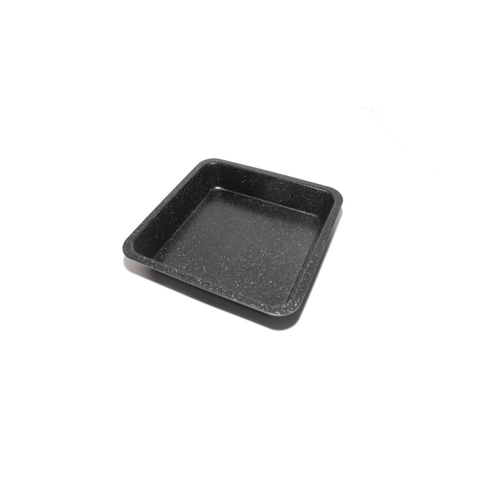 Classic black Premium square pan