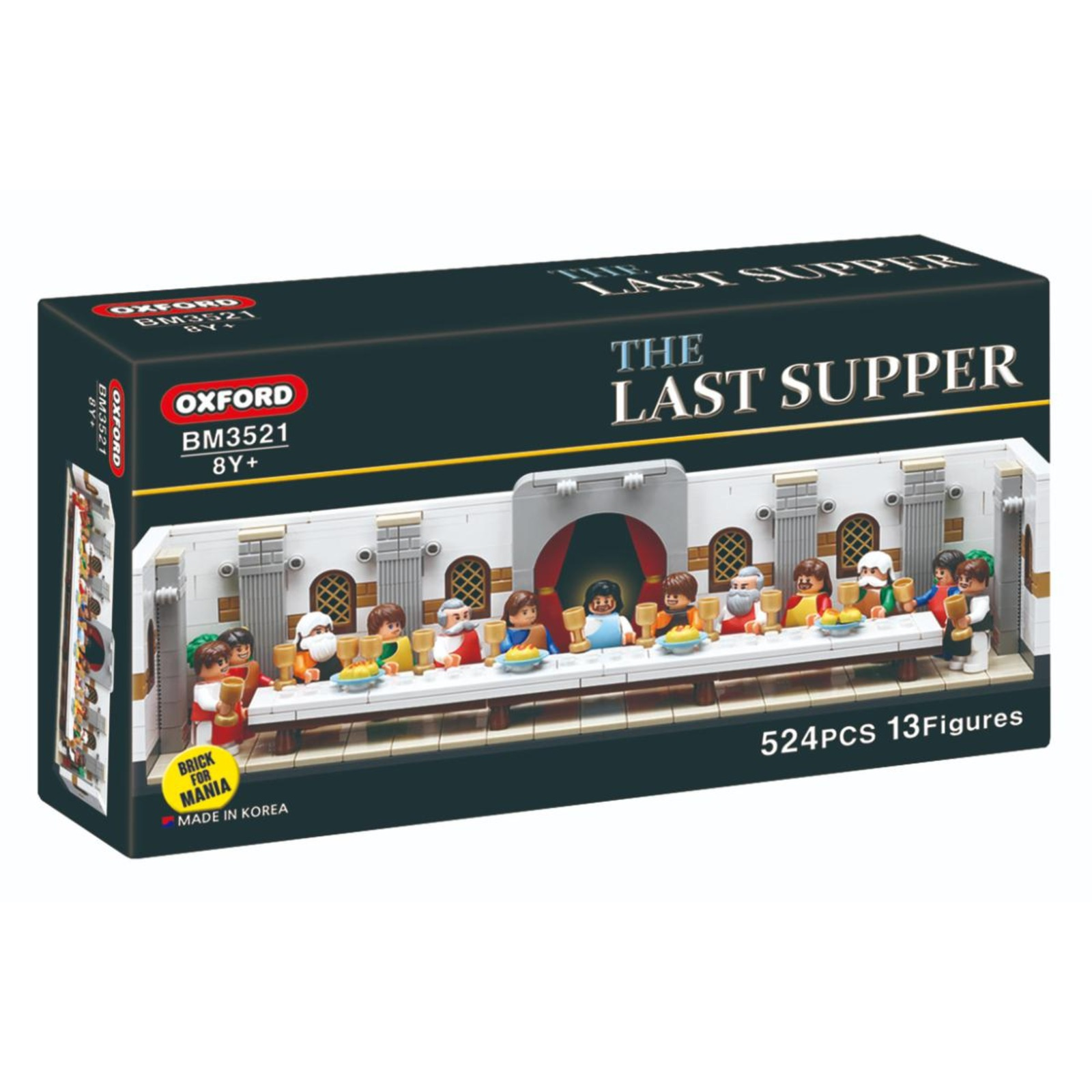 Oxford Toys The Last Supper
