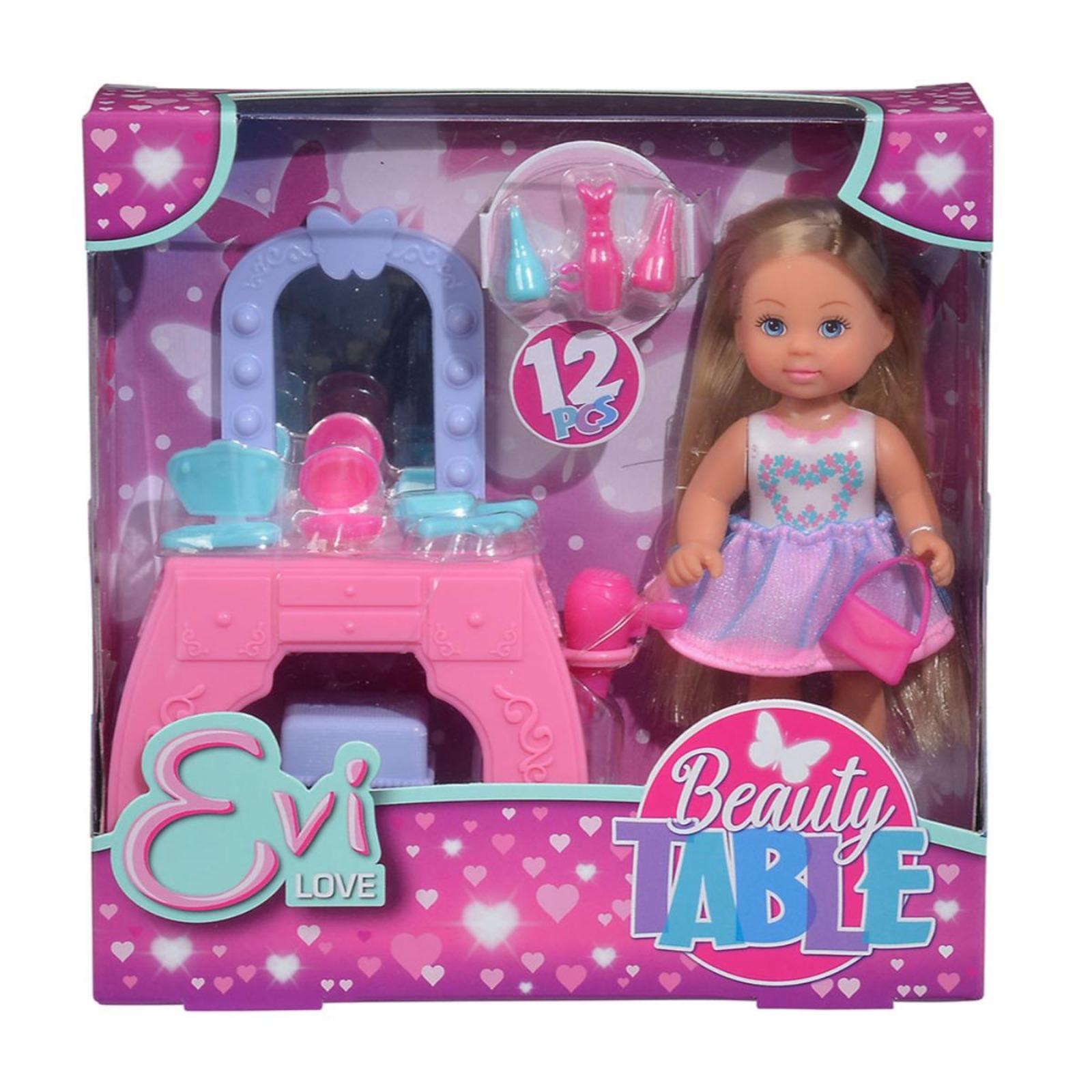 Simba Toys Evi LOVE Beauty Table