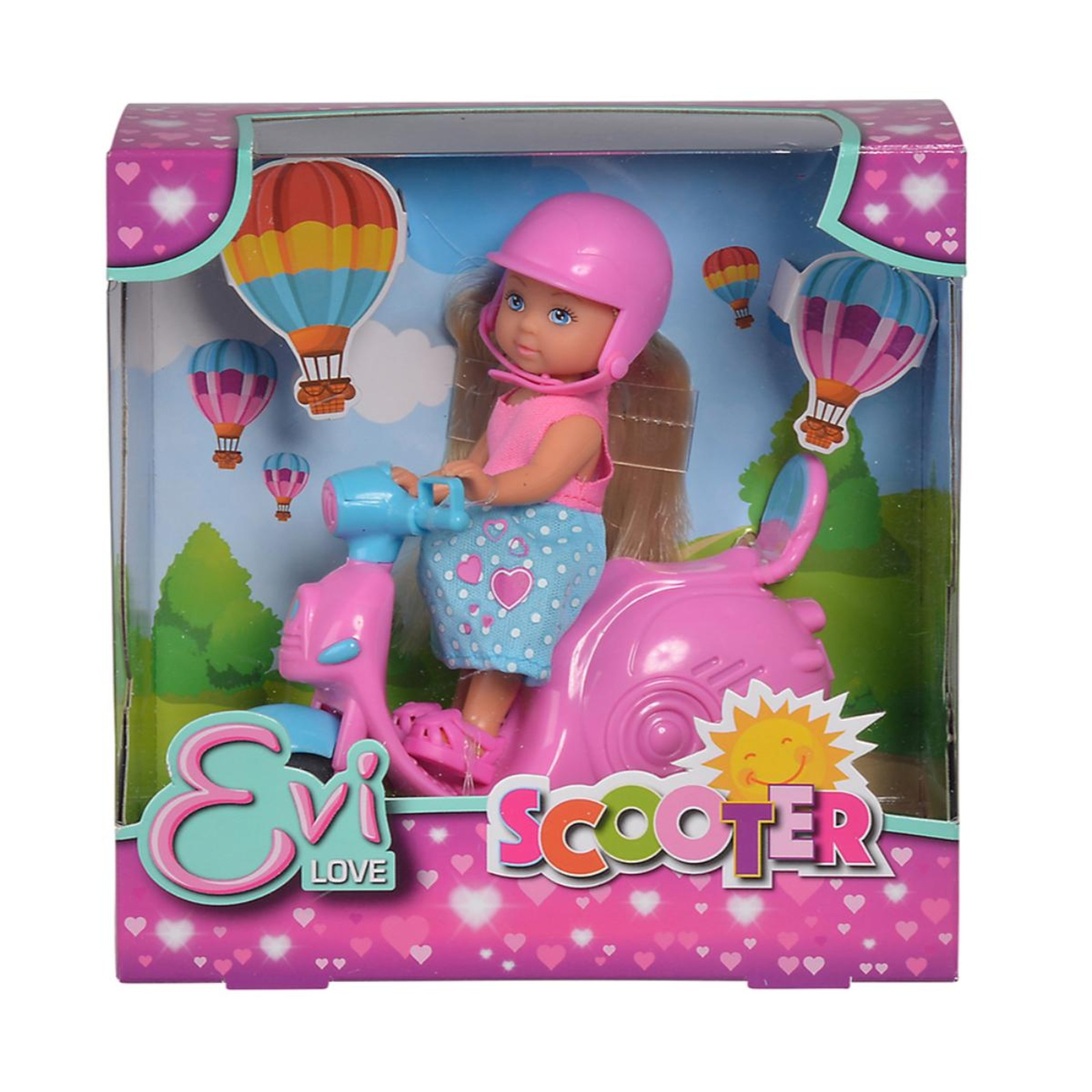 Simba Toys Evi LOVE Scooter