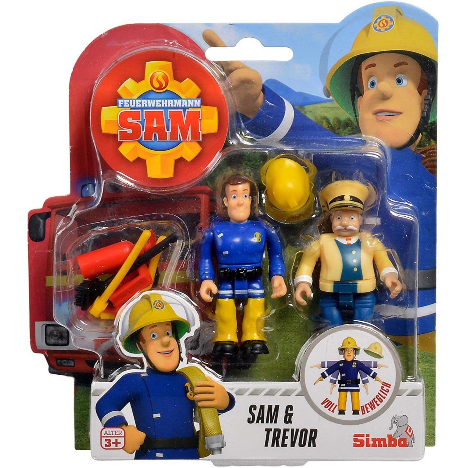 Simba Toys Sam Figurines Doublepack III, 4-ass.