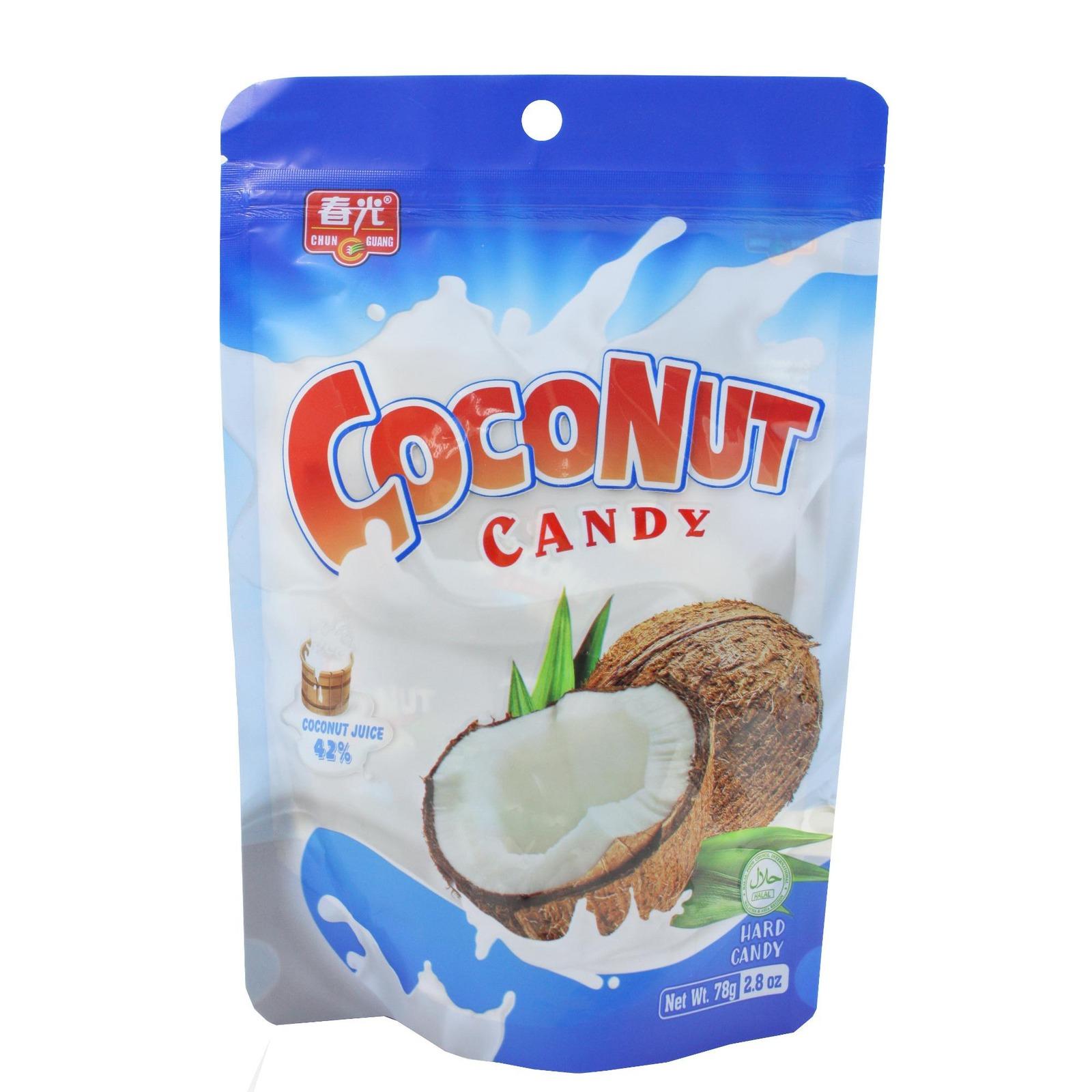 CHUN GUANG COCONUT CANDY