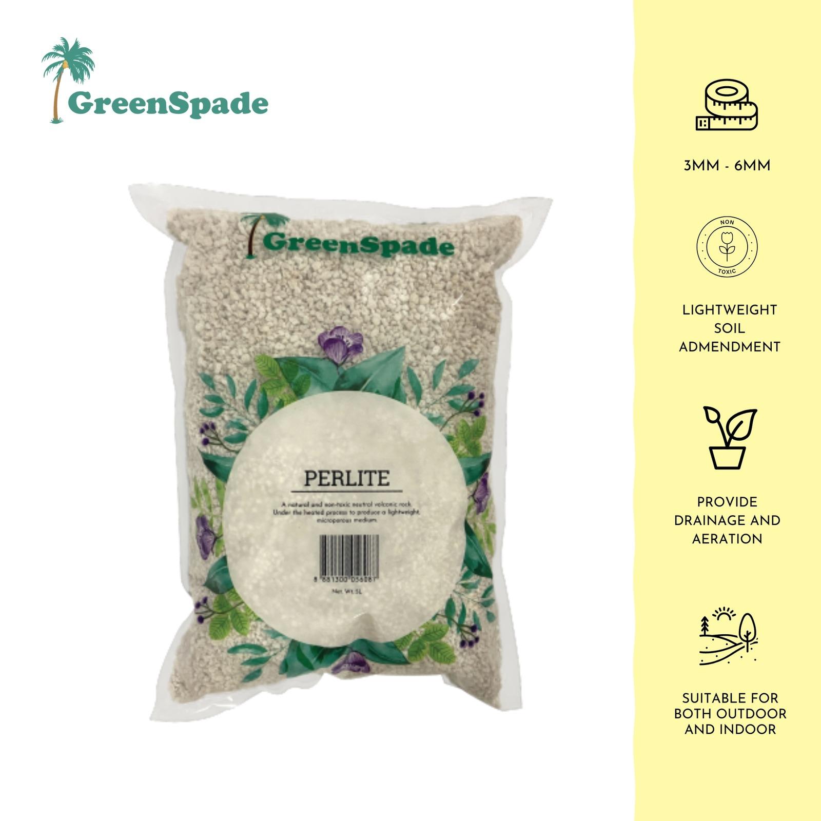 GreenSpade Perlite