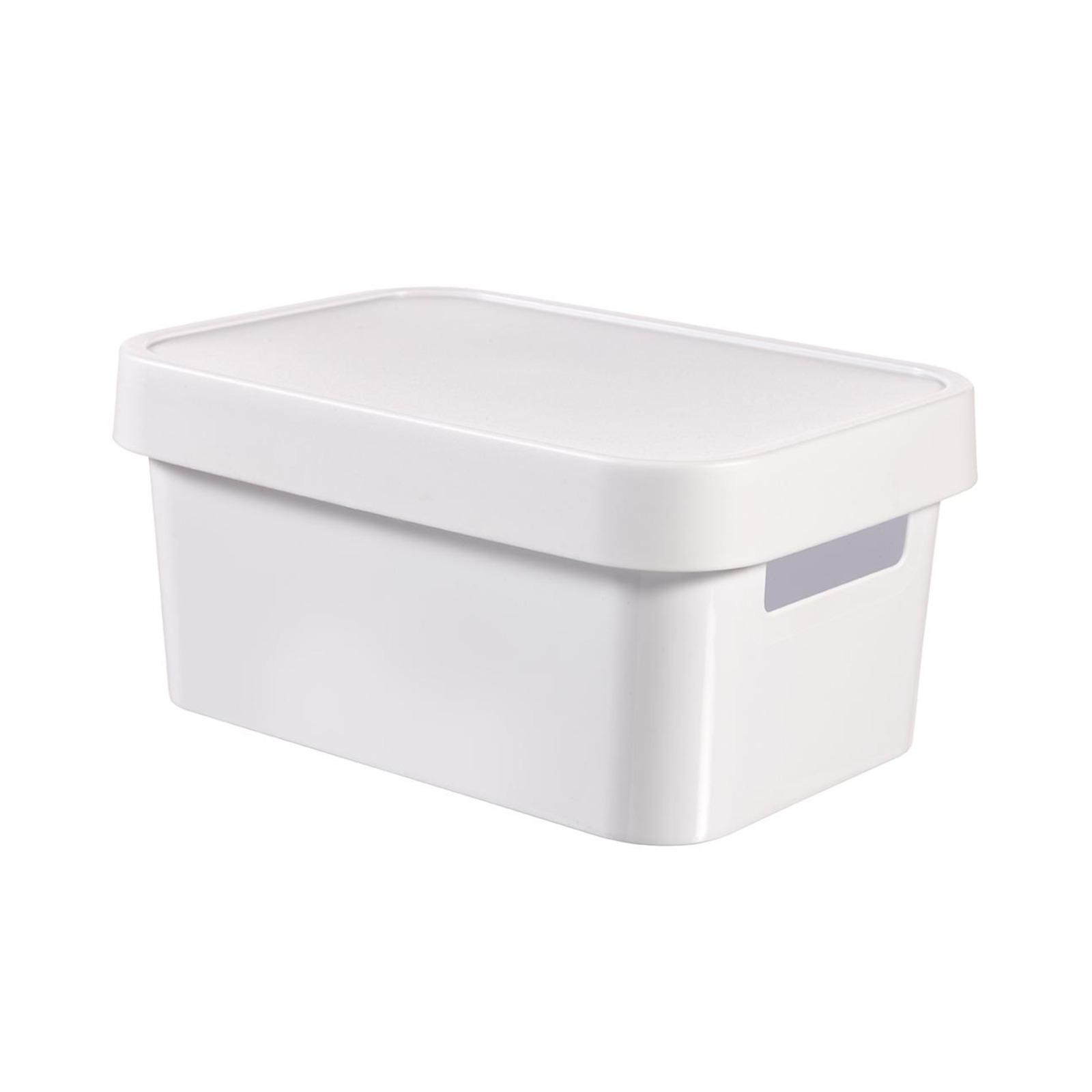 CURVER Infinity Box 4.5L + Lid White