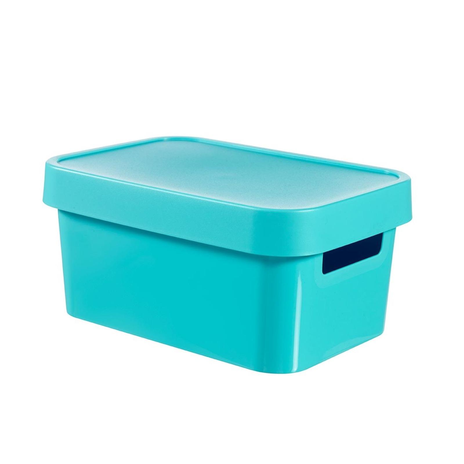 CURVER Infinity Box 4.5L + Lid Blue