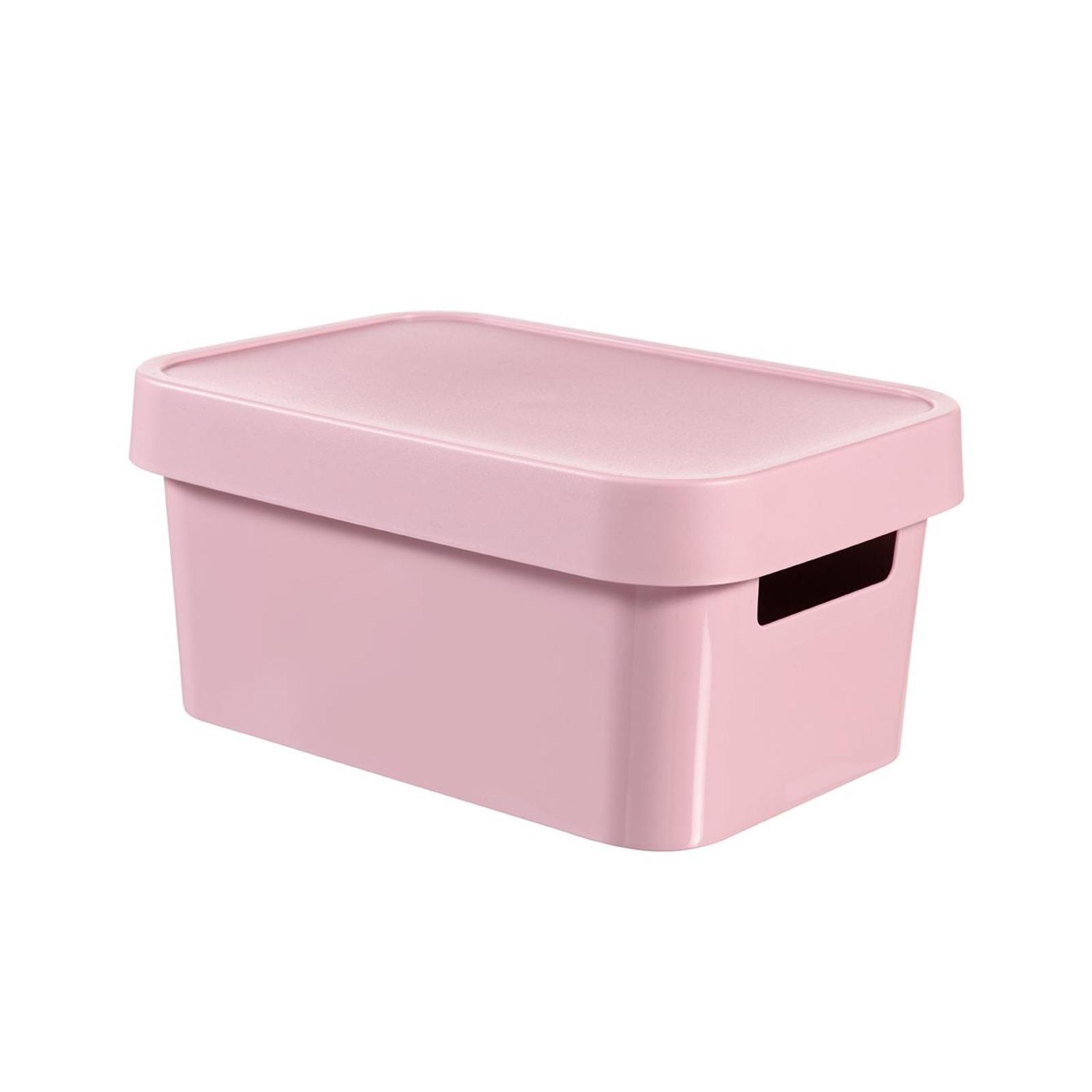 CURVER Infinity Box  4.5L + Lid Pink