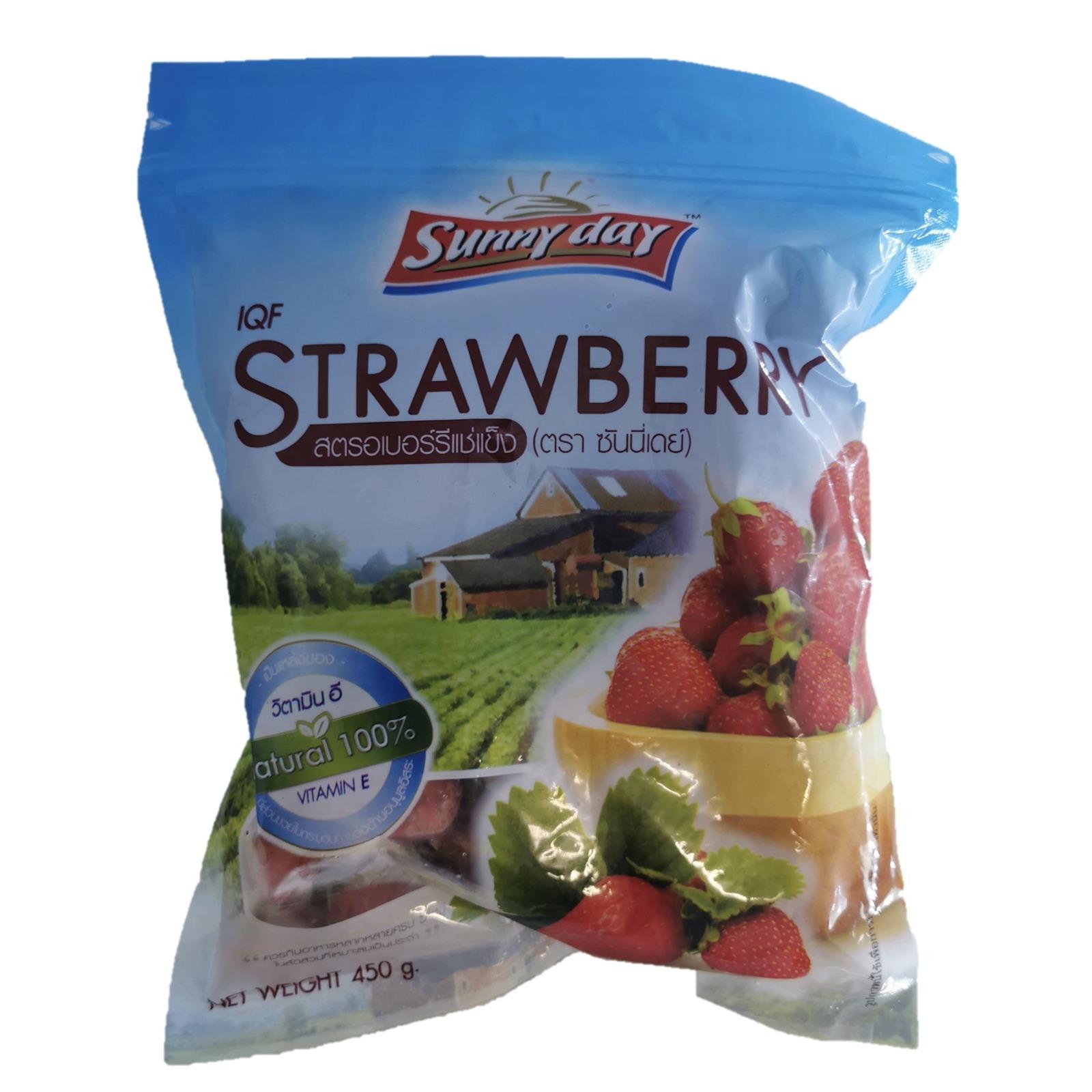 Sunny Days IQF Strawberry