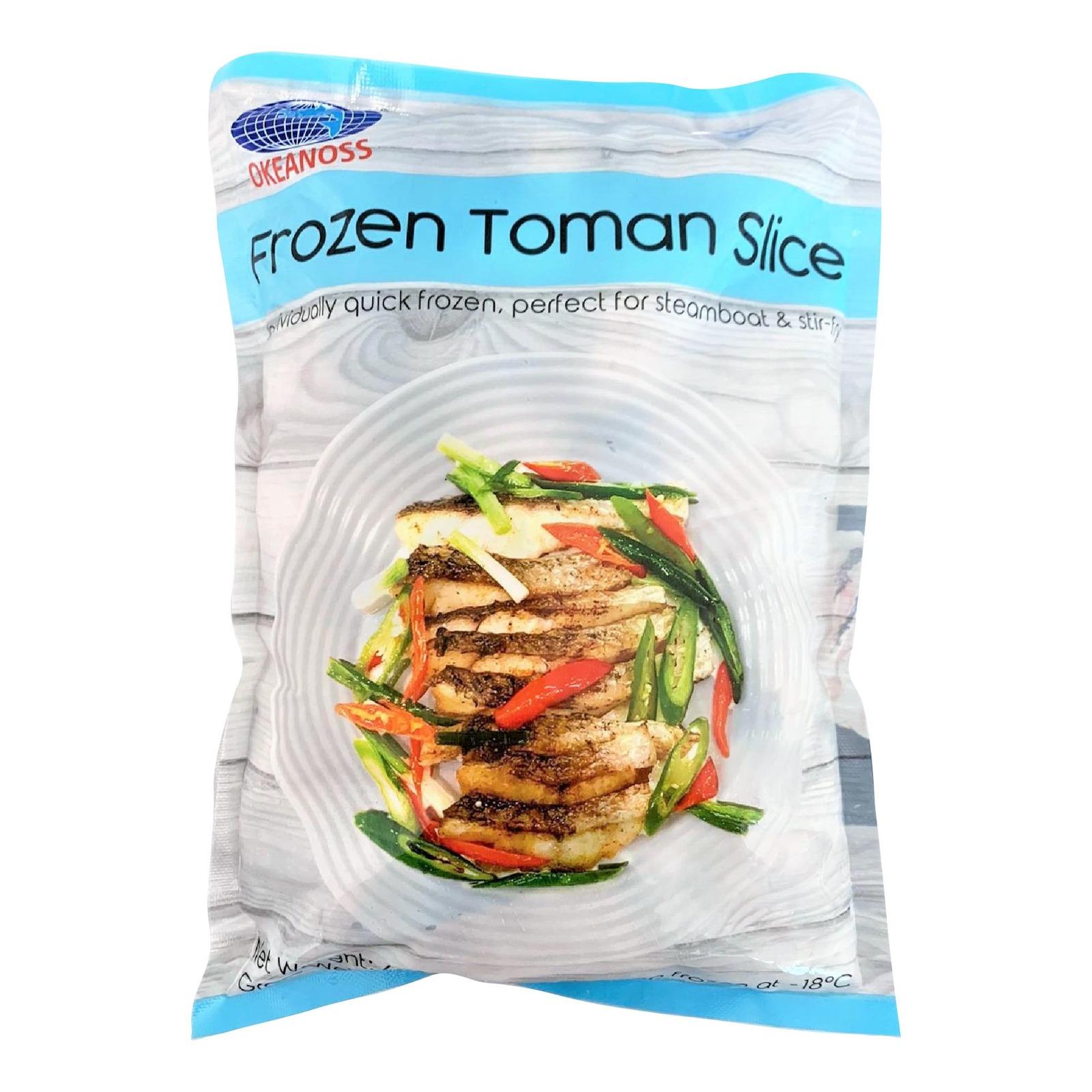 Okeanoss Toman Slice