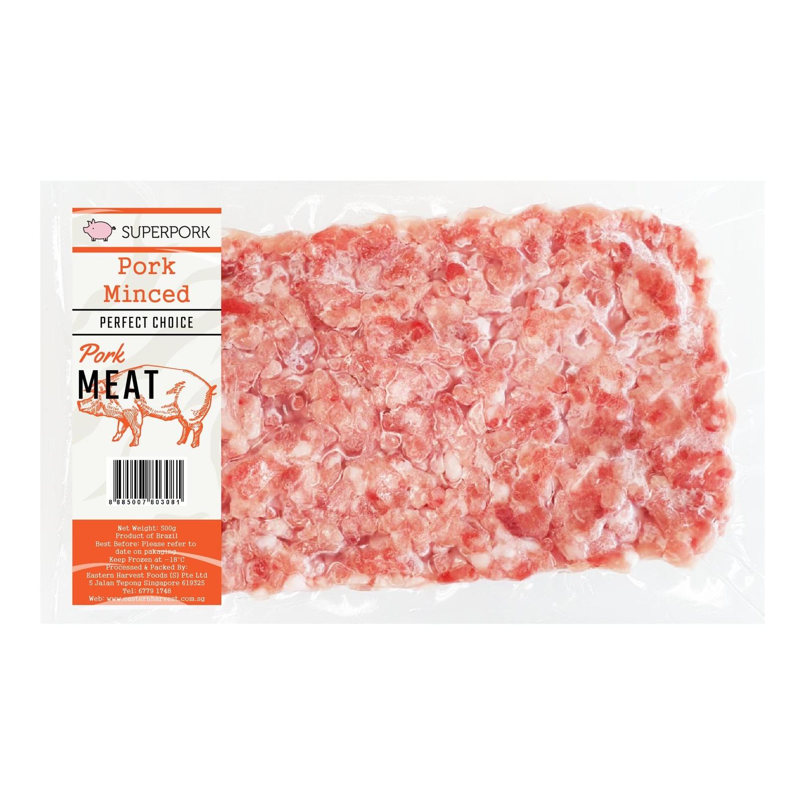 Superpork Pork Minced Meat