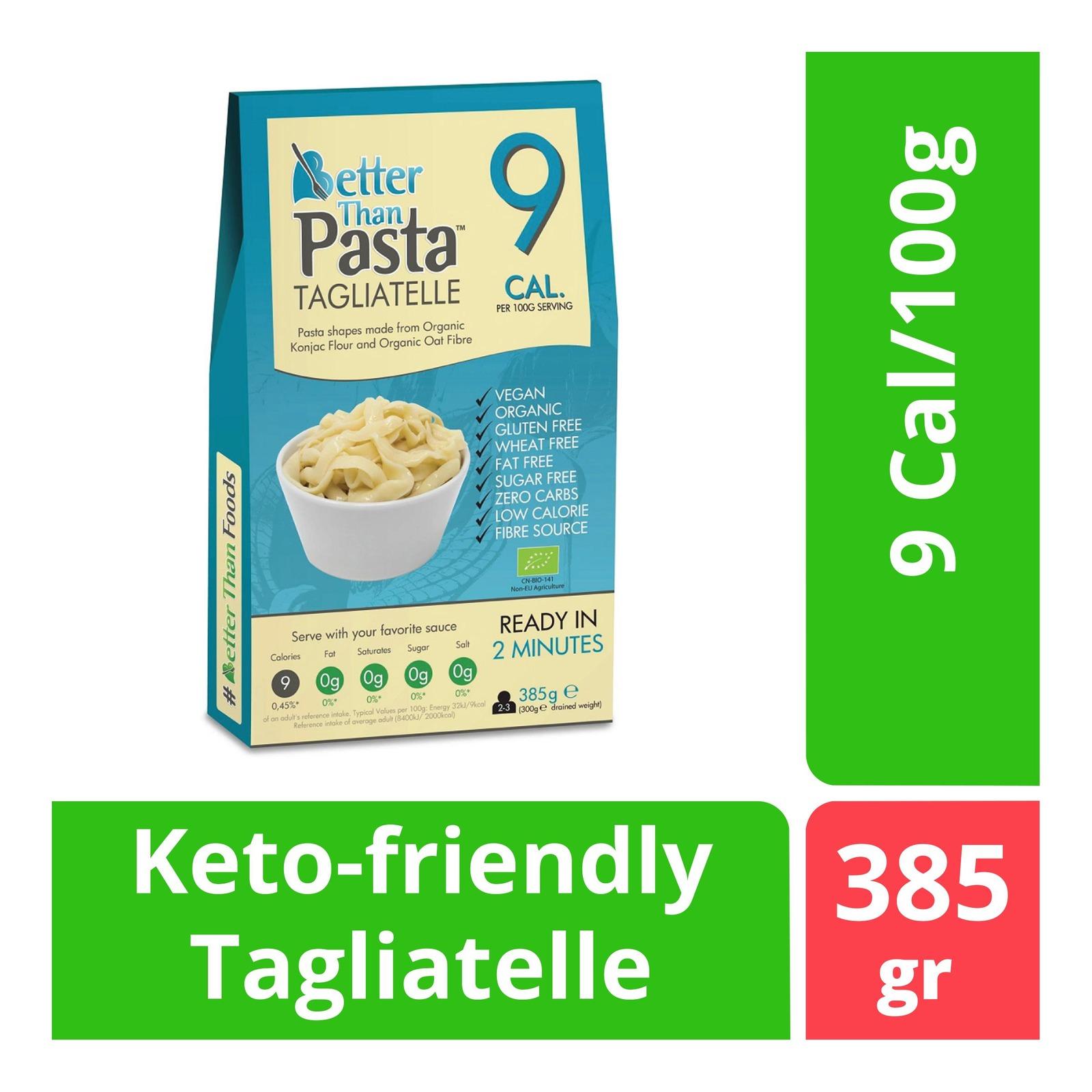 BetterThan Konjac Tagliatelle (Organic)