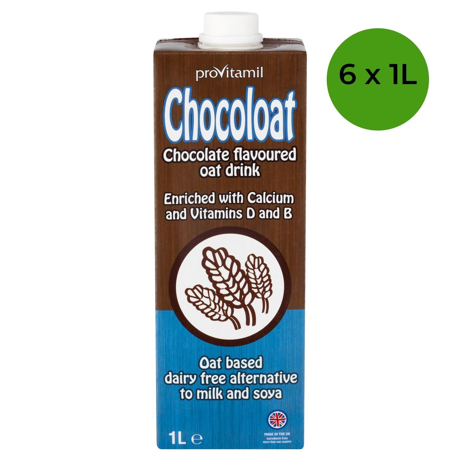 Provitamil Chocolate Oatmilk