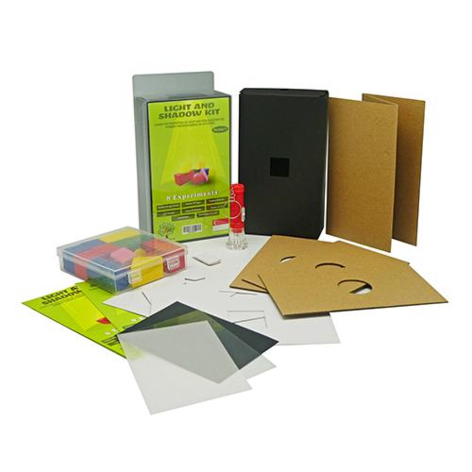 Play N Learn STEM Science Light and Shadow Kit