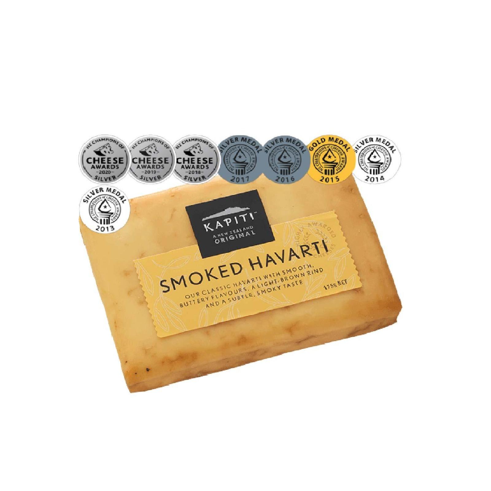 Kapiti Smoked Havarti Cheese