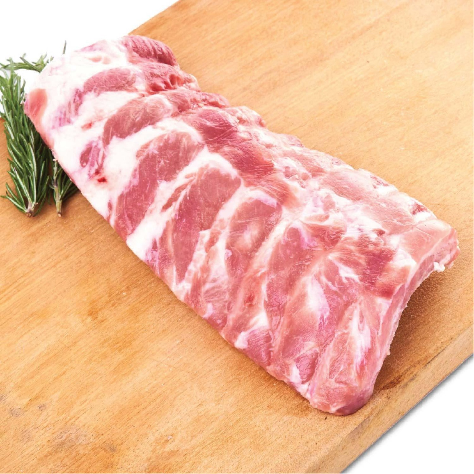 The Cellar Door Pork Baby Back Ribs - Frozen